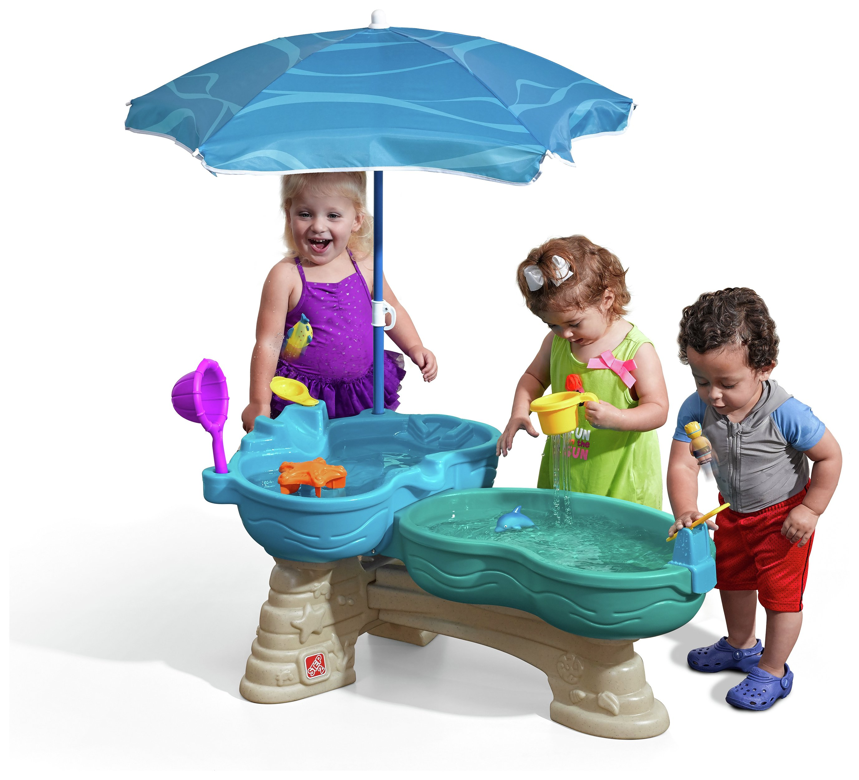 Step2 Spill and Splash Seaway Water Table.