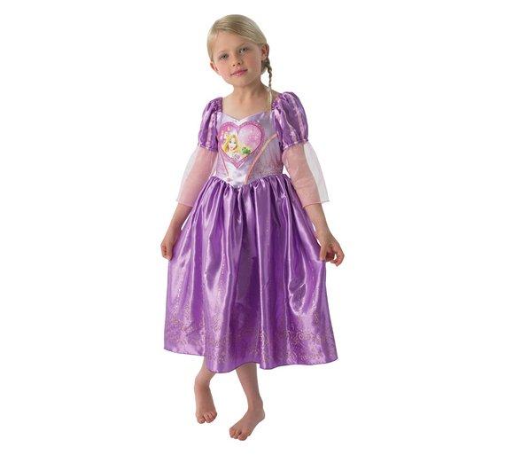 Buy Disney Princess Toddler Cinderella Doll At Argos Co Uk: Buy Loveheart Rapunzel Dress Up Costume