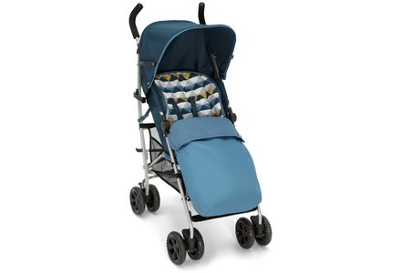 Mamas & Papas Swirl 2 Pushchair Package - Navy.