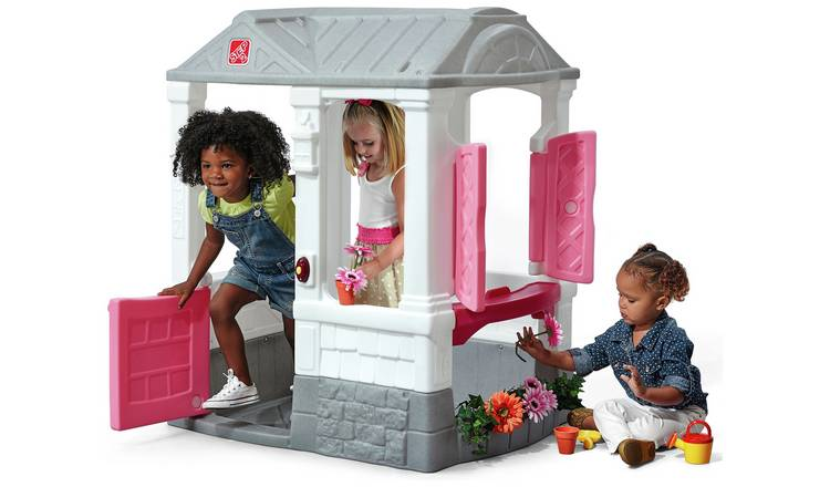 bab686587016a Buy Step2 Courtyard Cottage - Pink