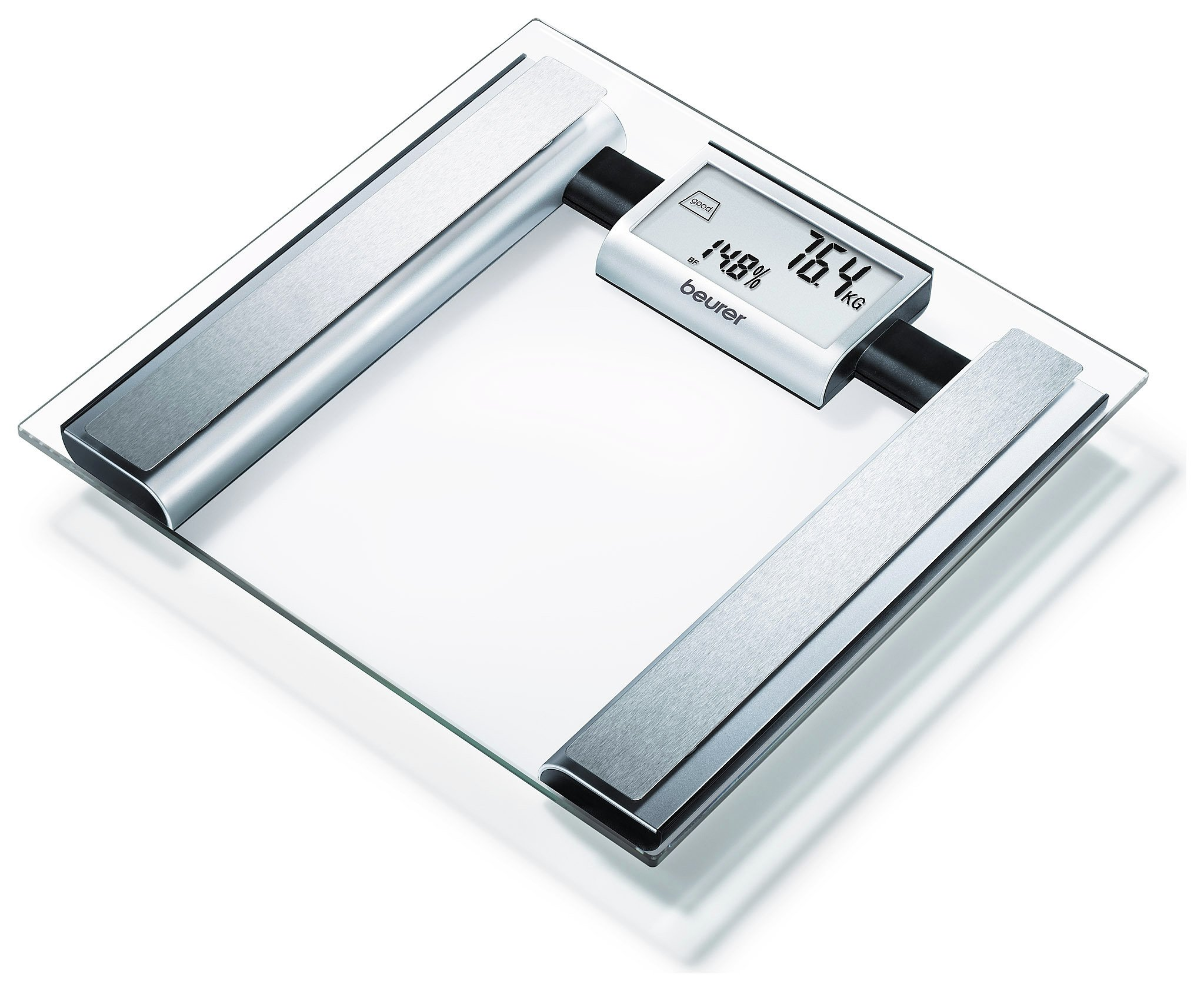 Image of Beurer BG39 Glass Diagnostic Bathroom Scale.