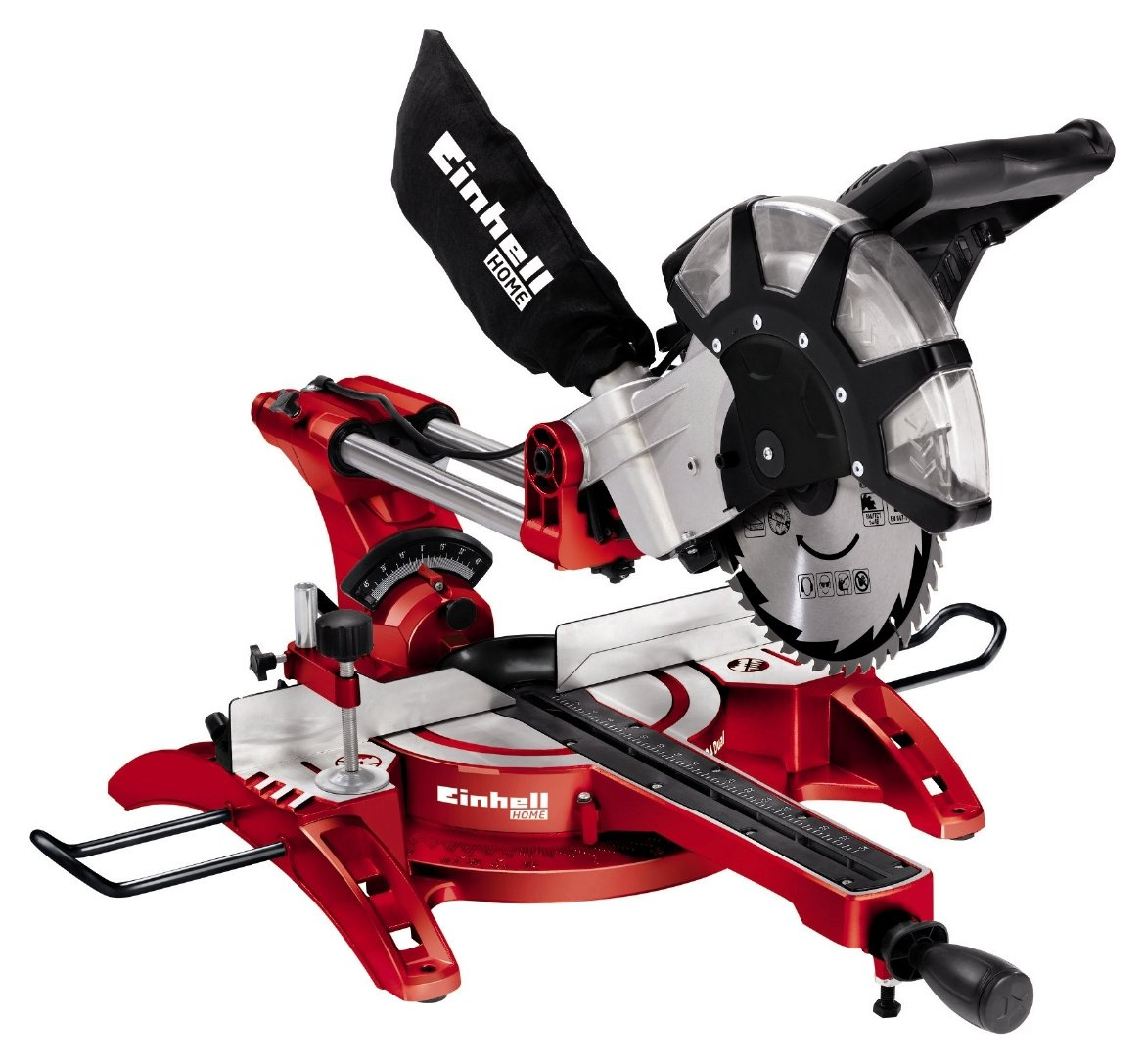 Einhell - 2350W 250mm (10) Double Bevel Sliding Mitre Saw