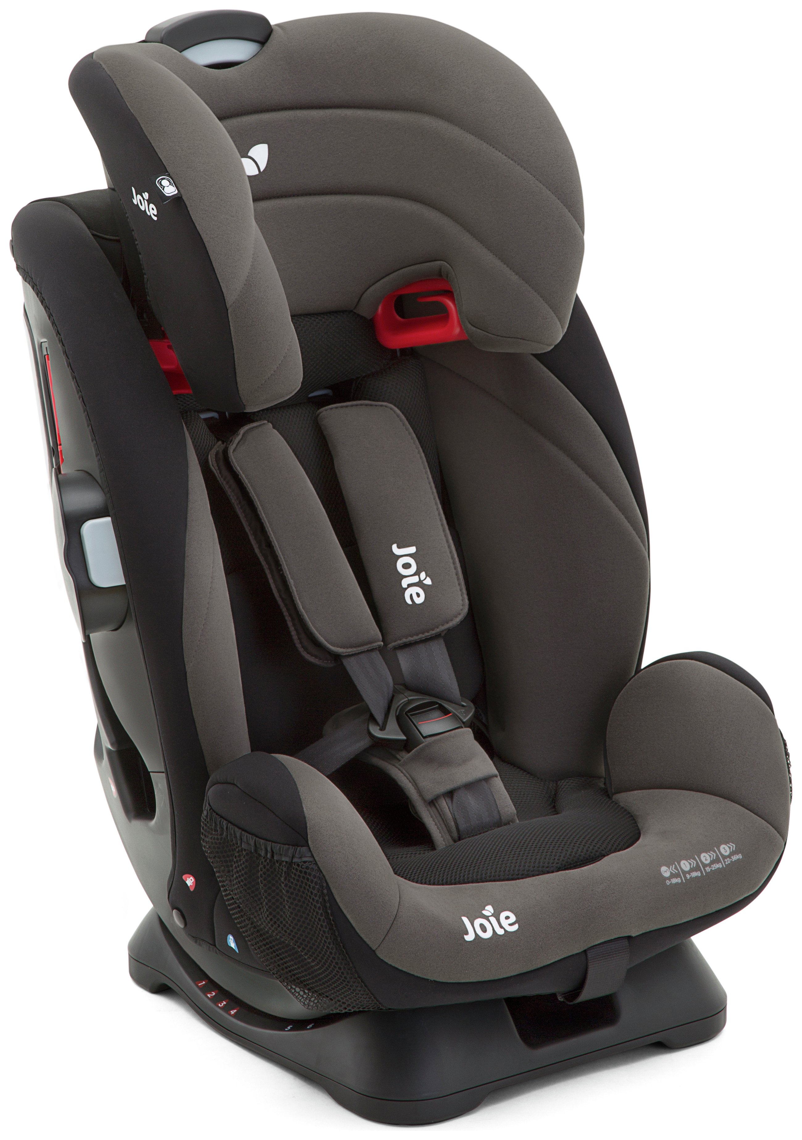 Joie Every Stage 0+ 1-2-3 Pumice Car Seat. Reviews
