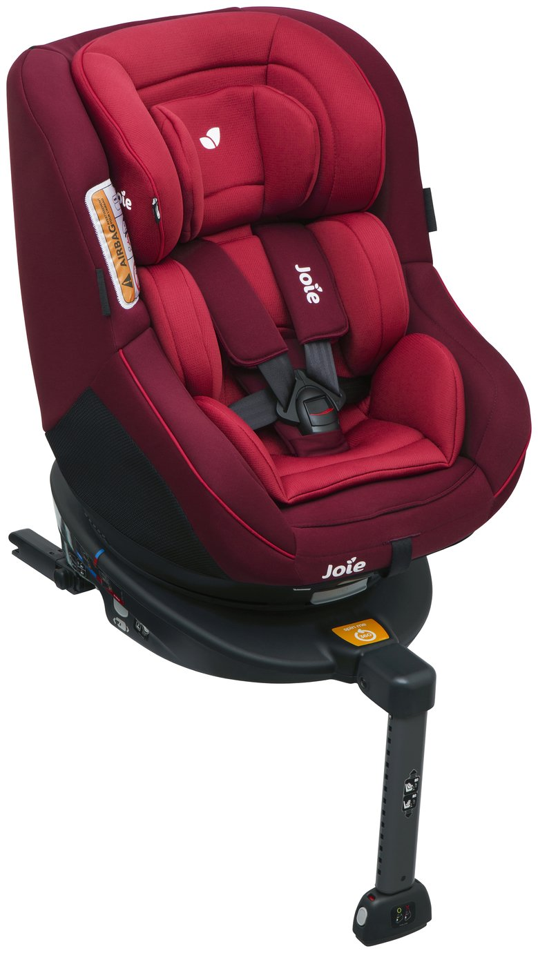 Joie Spin 360 Group 0+/1 Car Seat - Red