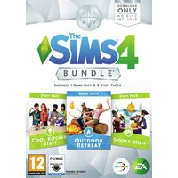 The Sims 4 Outdoor Retreat Bundle Pack