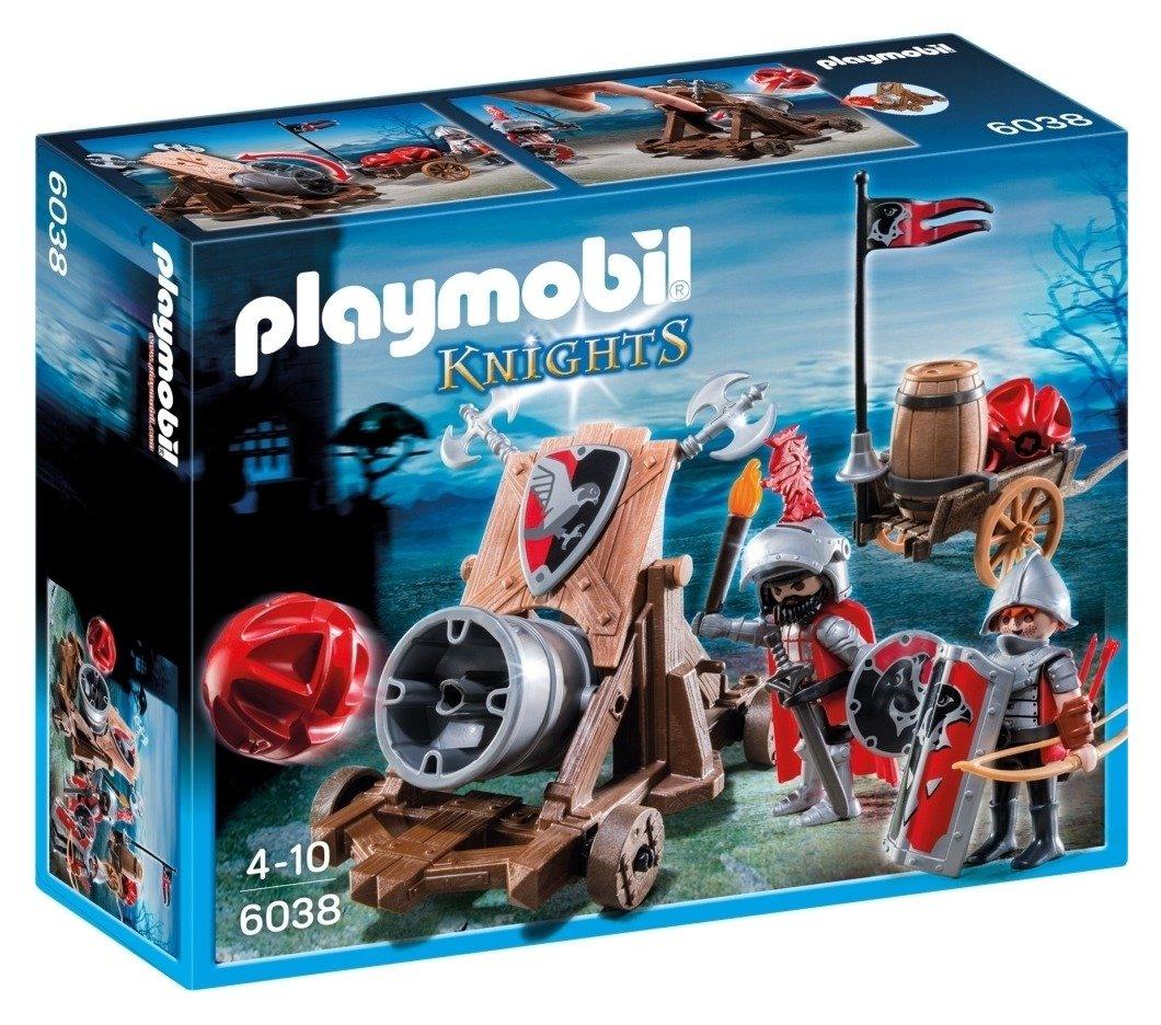 Playmobil 6038 Hawk Knights Battle Cannon.