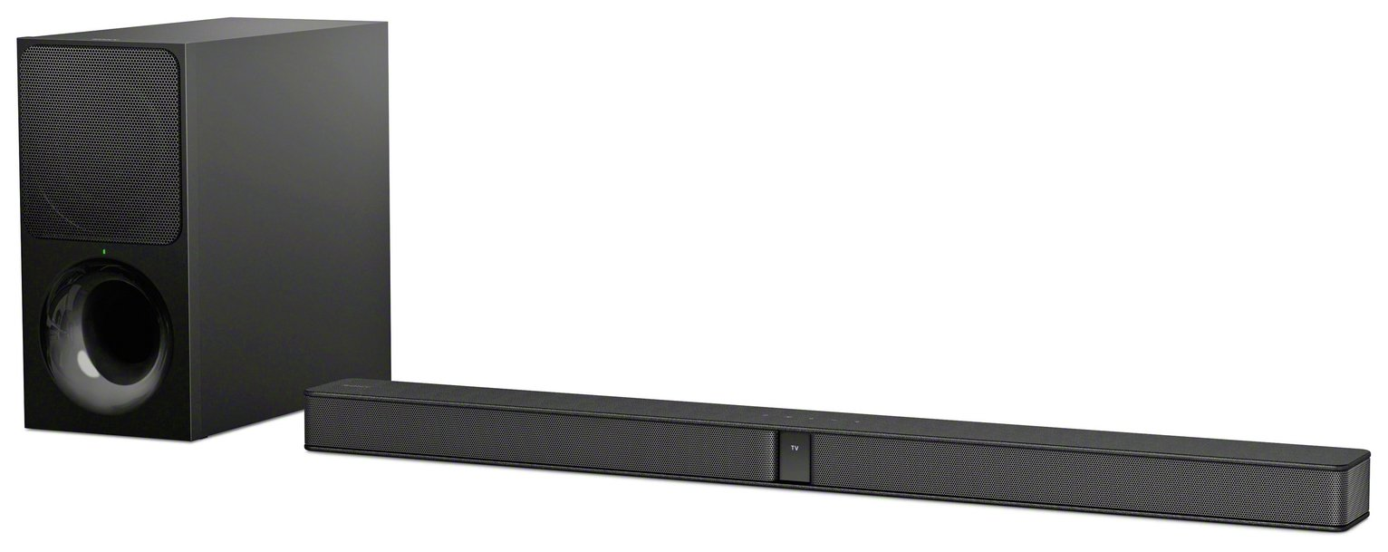 Sony HT-CT290 300W 2.1Ch Sound Bar with Wireless Subwoofer