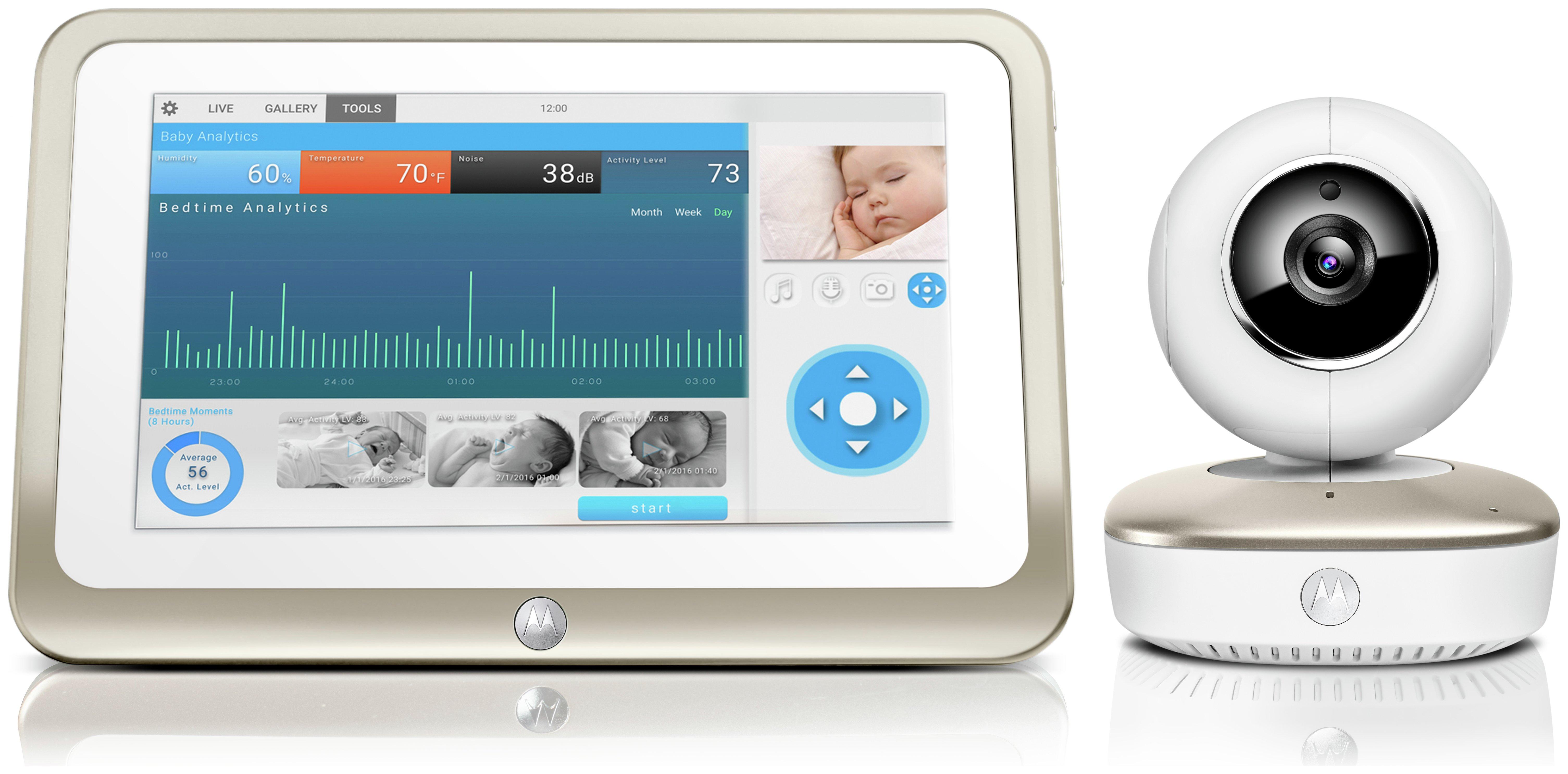 smart baby monitor find it for less. Black Bedroom Furniture Sets. Home Design Ideas