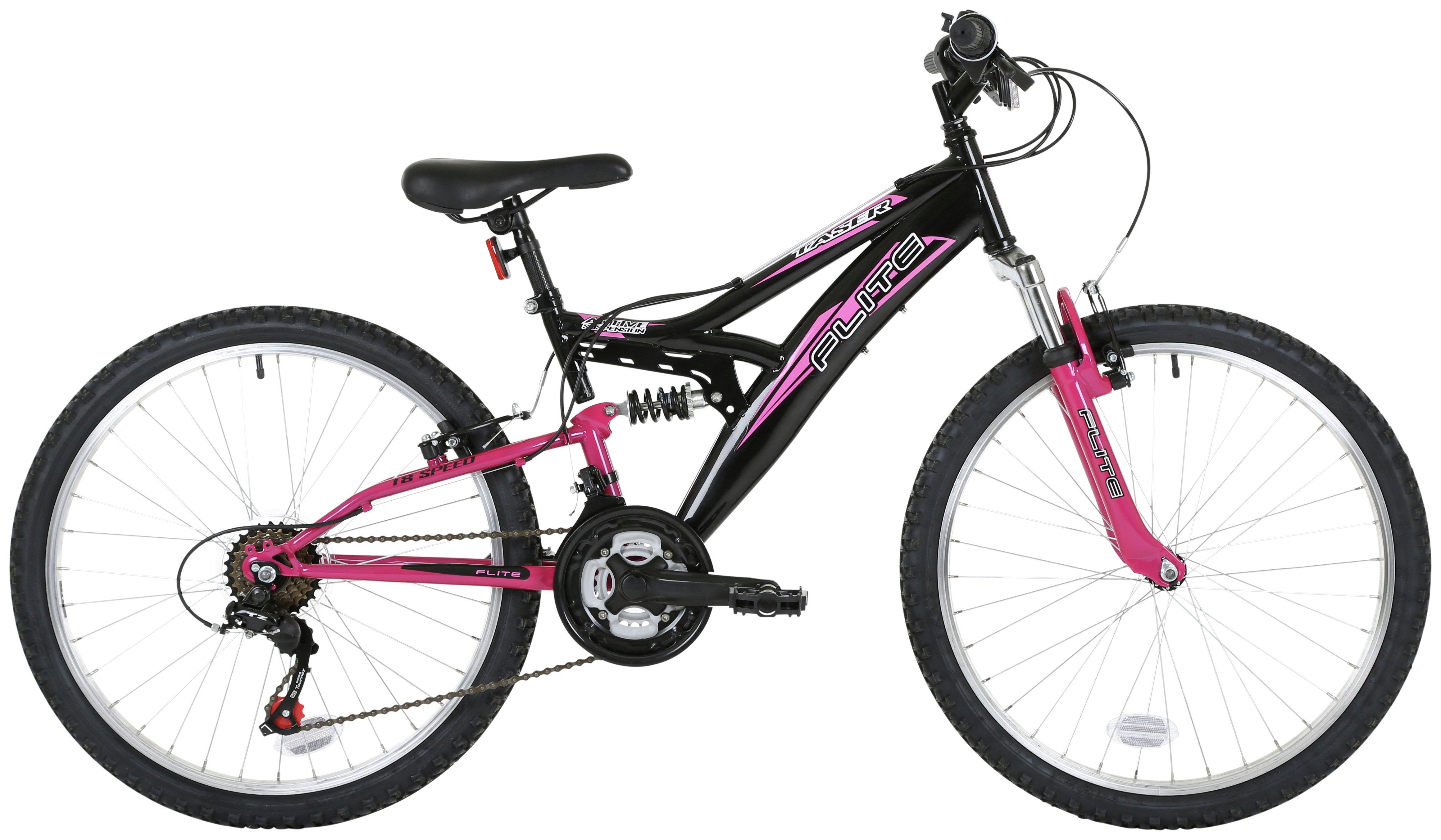 Flite Taser Dual Suspension 14 Inch Bike - Kids