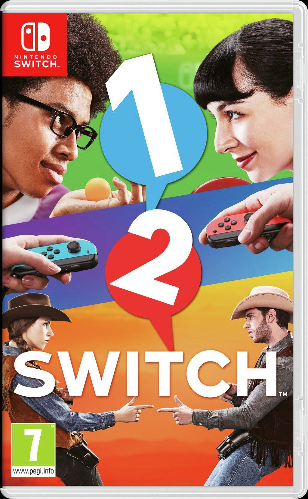 1-2 Switch Nintendo Switch Game