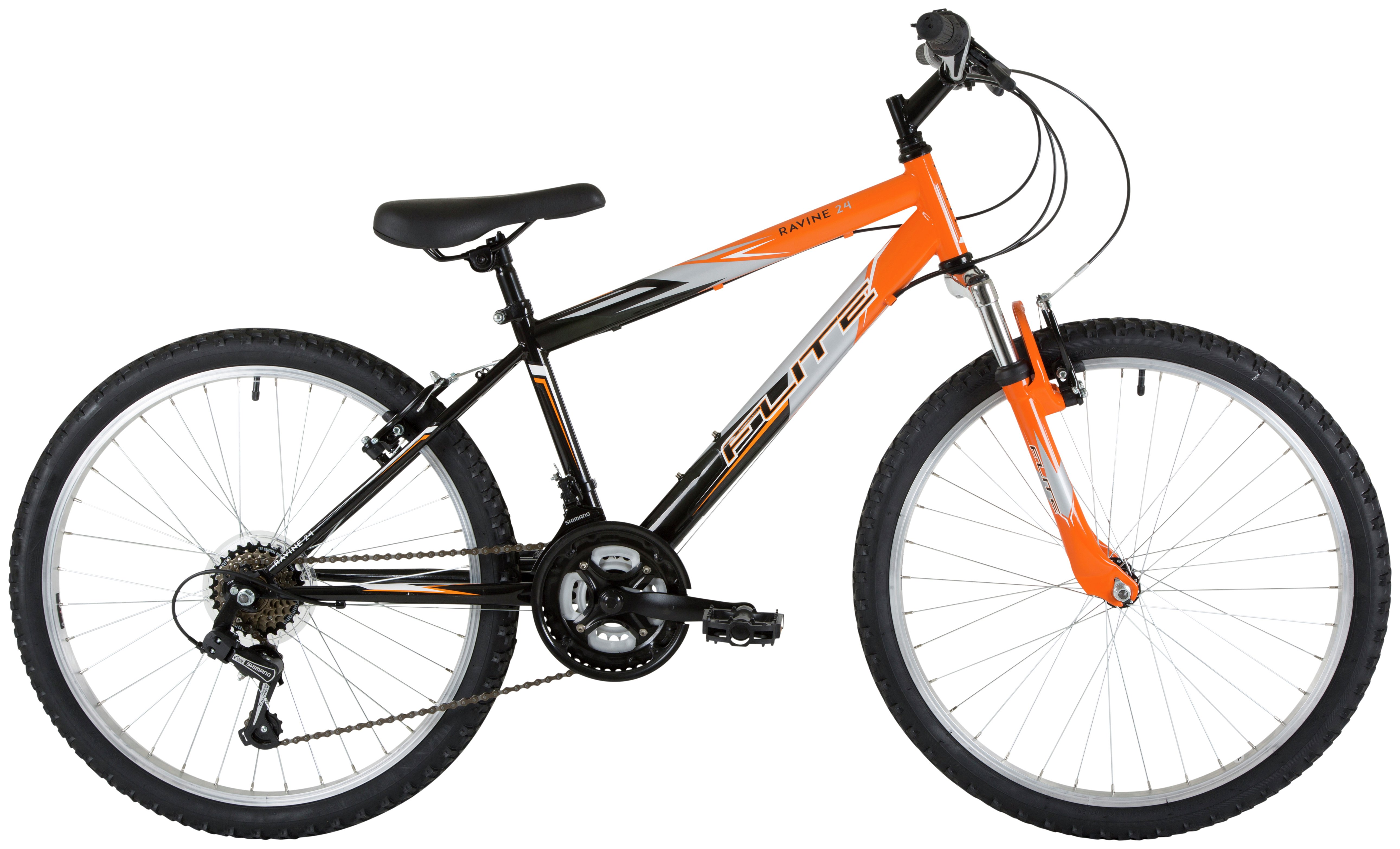 Image of Flite Ravine 24 Inch Bike - Boys.