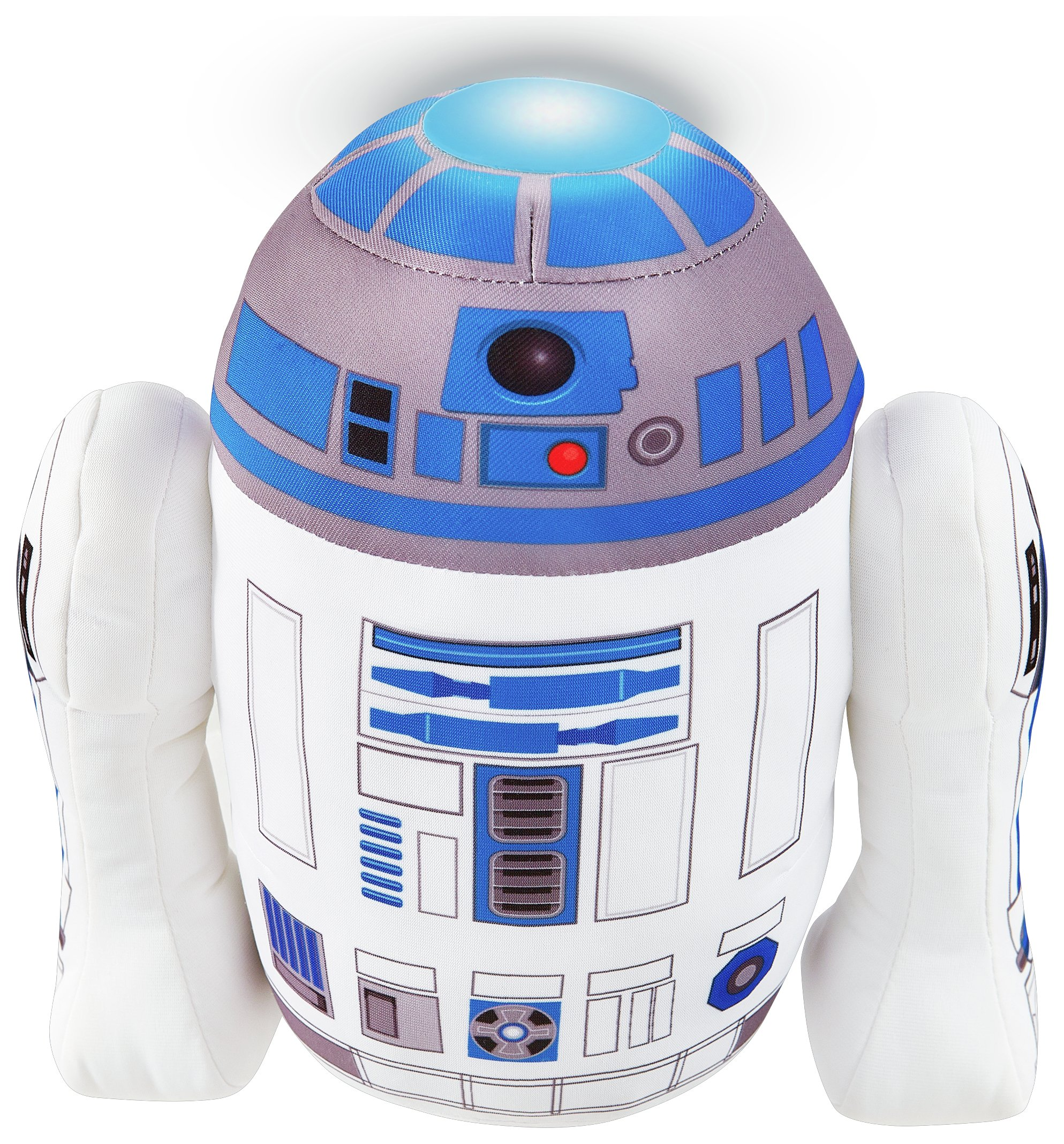 Image of Star Wars - R2-D2 Nightlight and Cuddly Toy