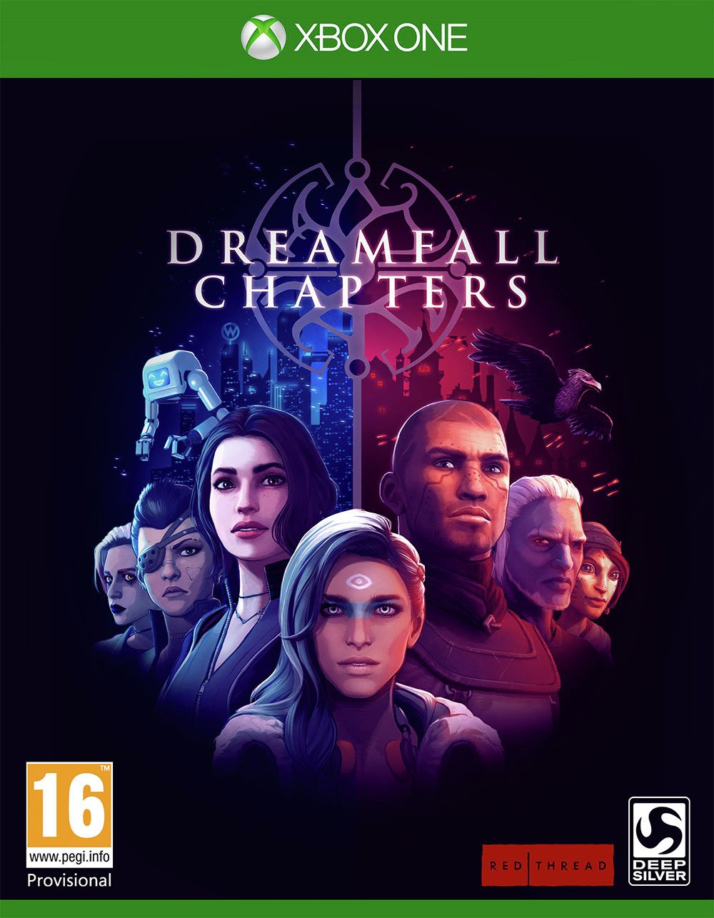 Dreamfall Chapters Xbox One Game.