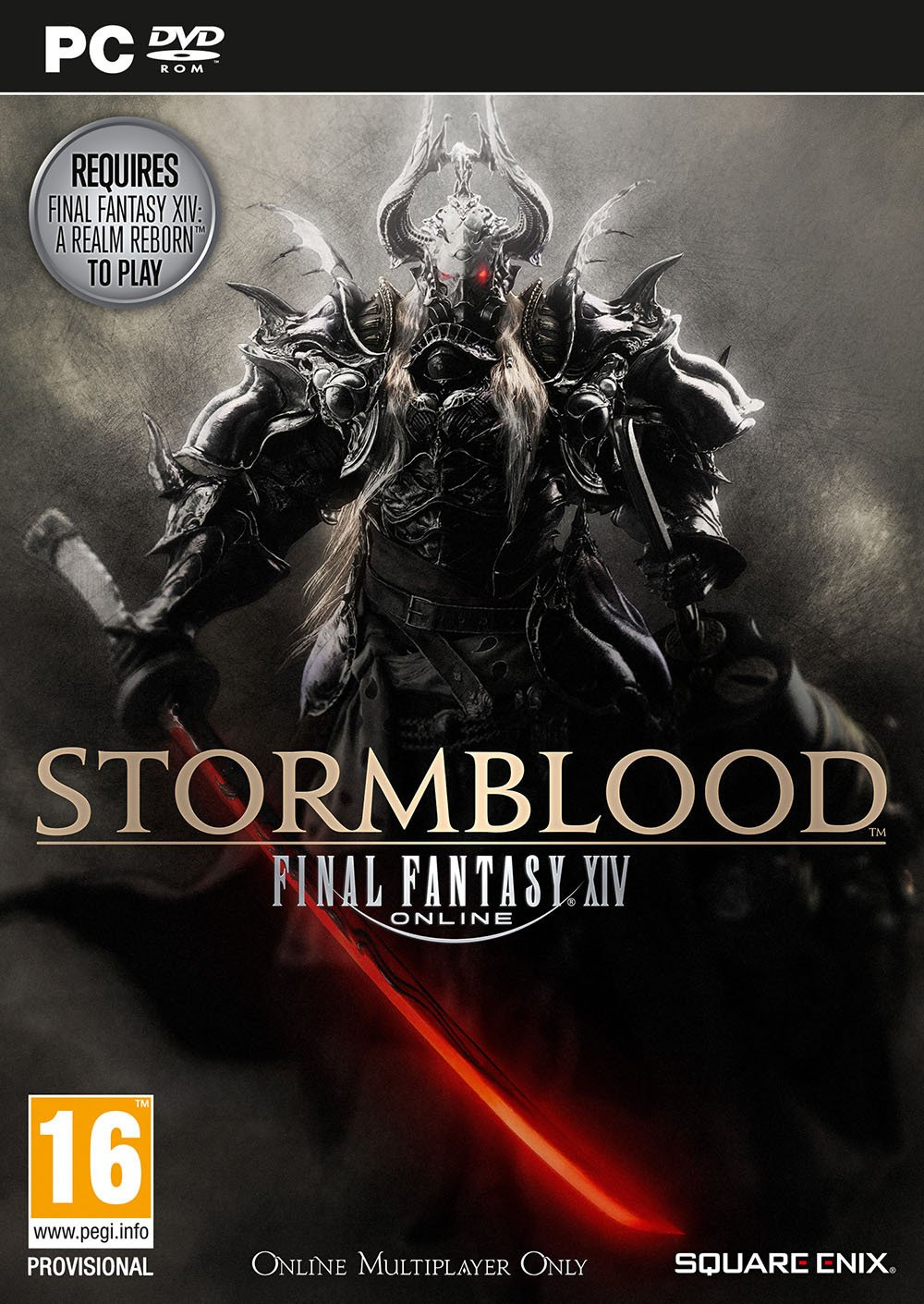 Final Fantasy XIV: Stormblood PC Game