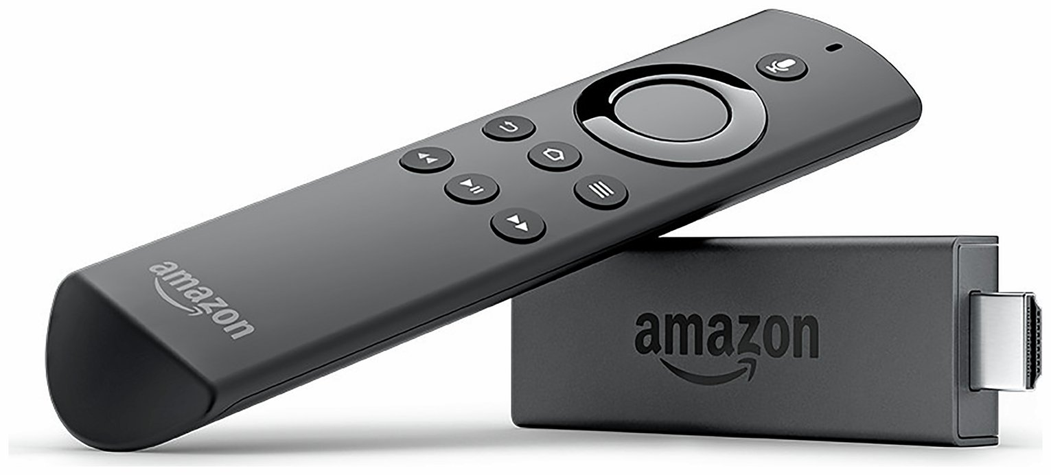 All-New Fire Stick TV with Alexa Voice Remote