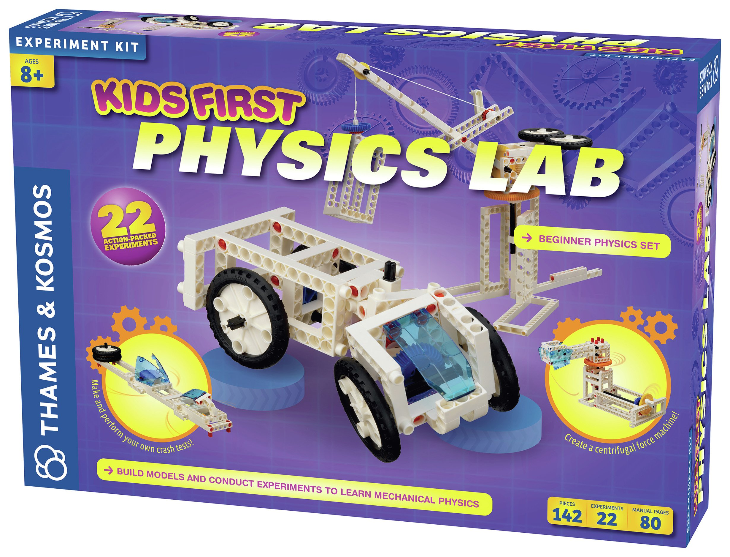 Thames and Kosmos Kids First Physics Lab.