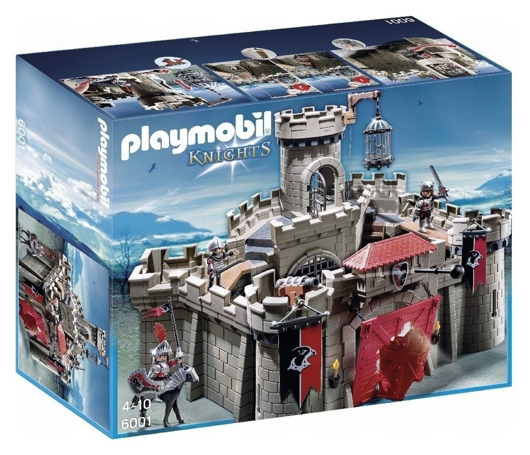 Playmobil 6001 Hawk Knights Castle.