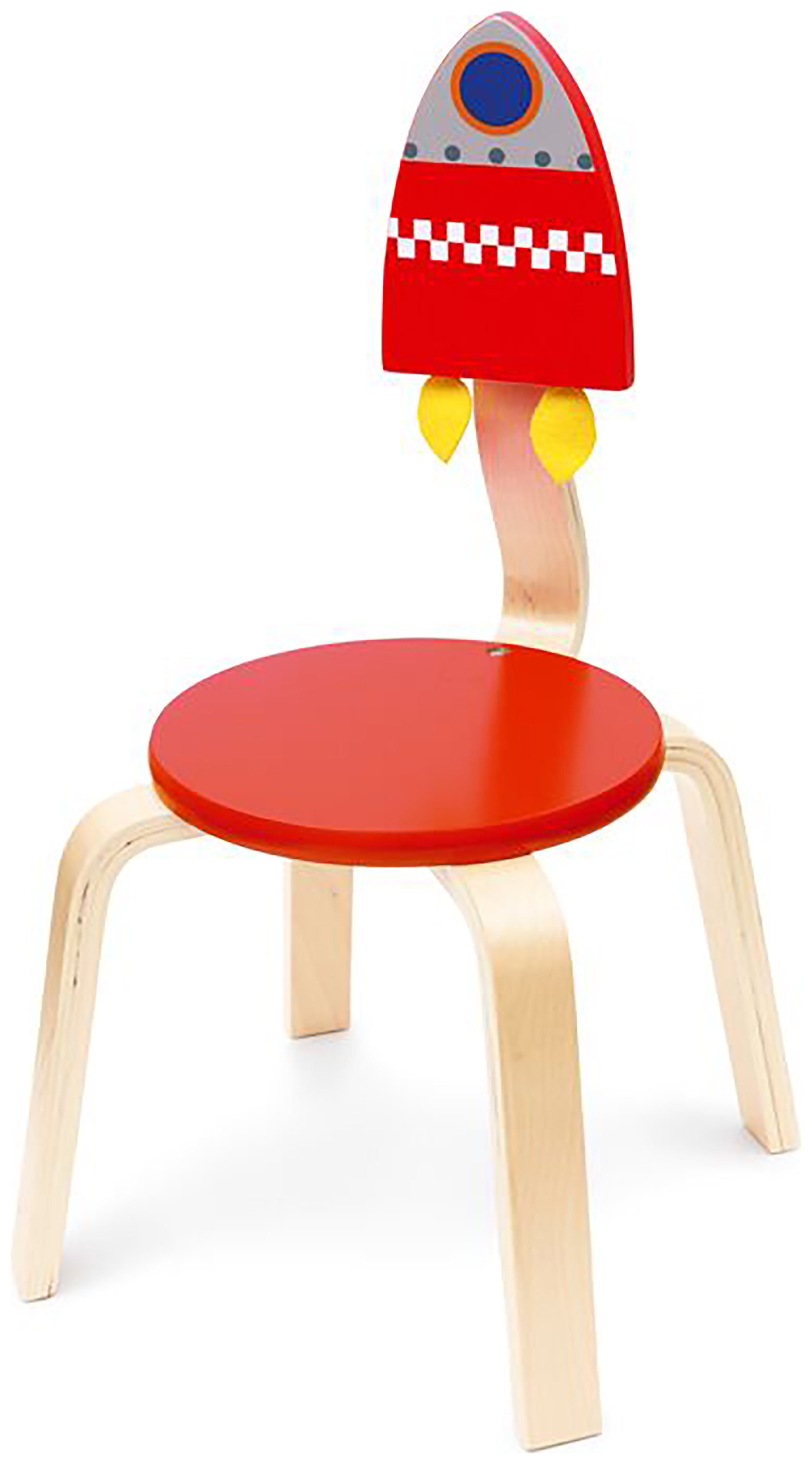 Image of Scratch Chair Space.