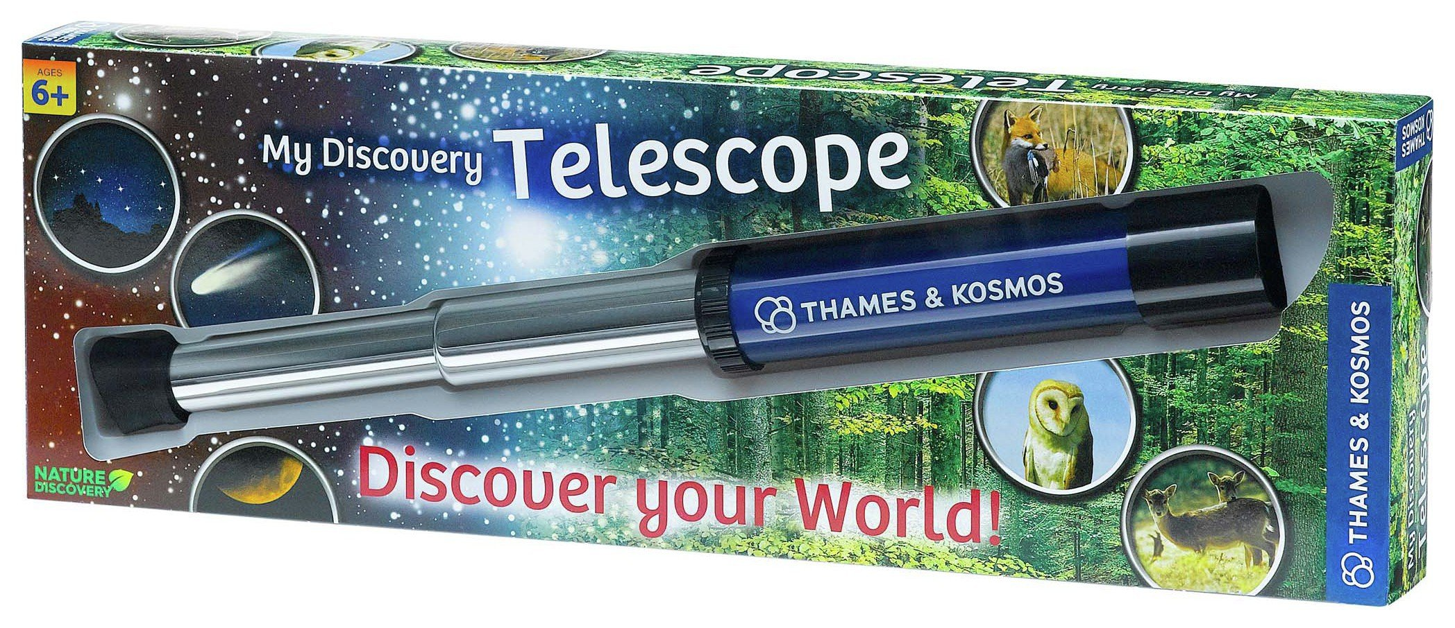 Thames and Kosmos My Discovery Telescope.