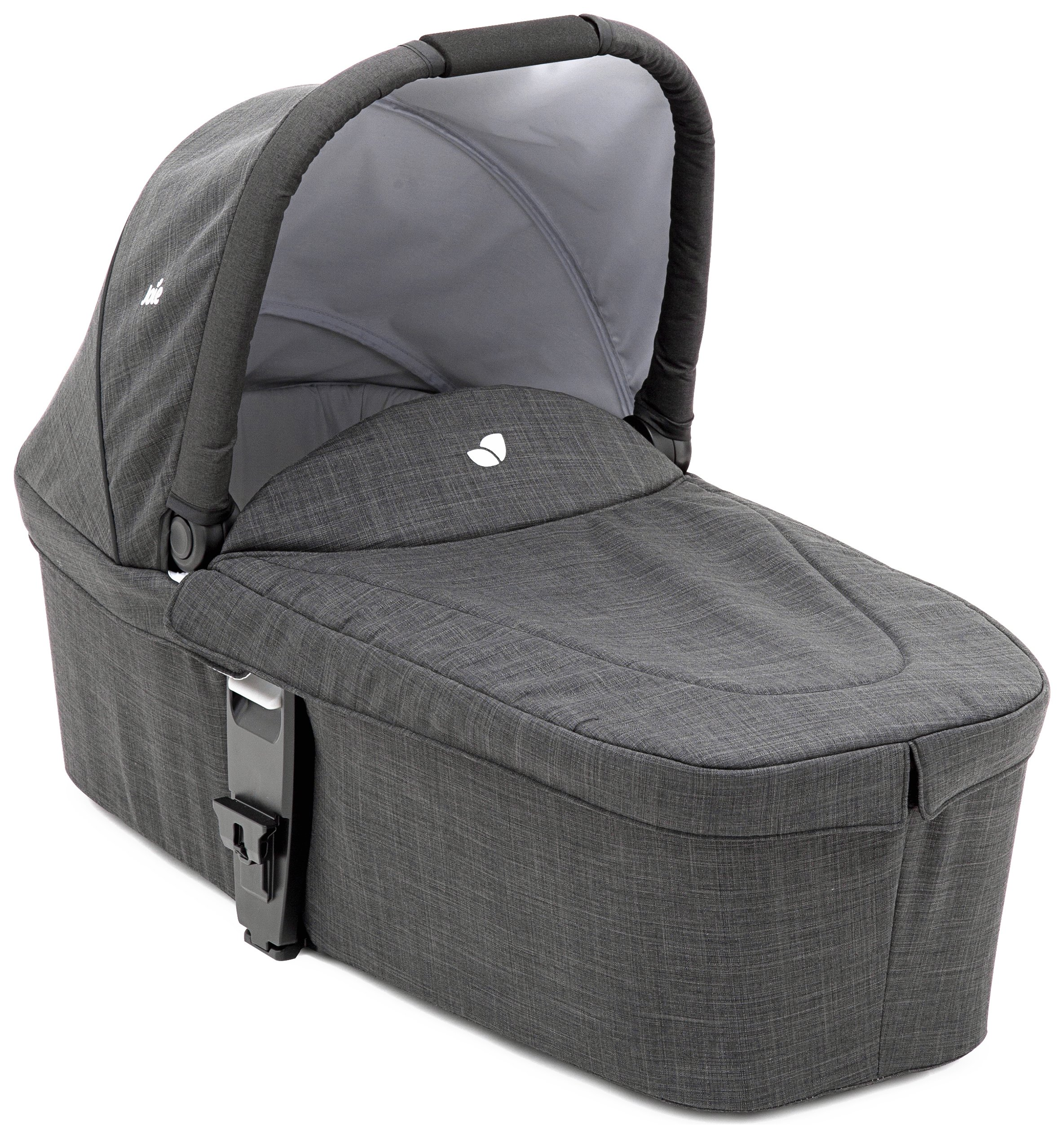 Image of Joie Pavement Chrome DLX Carry Cot.