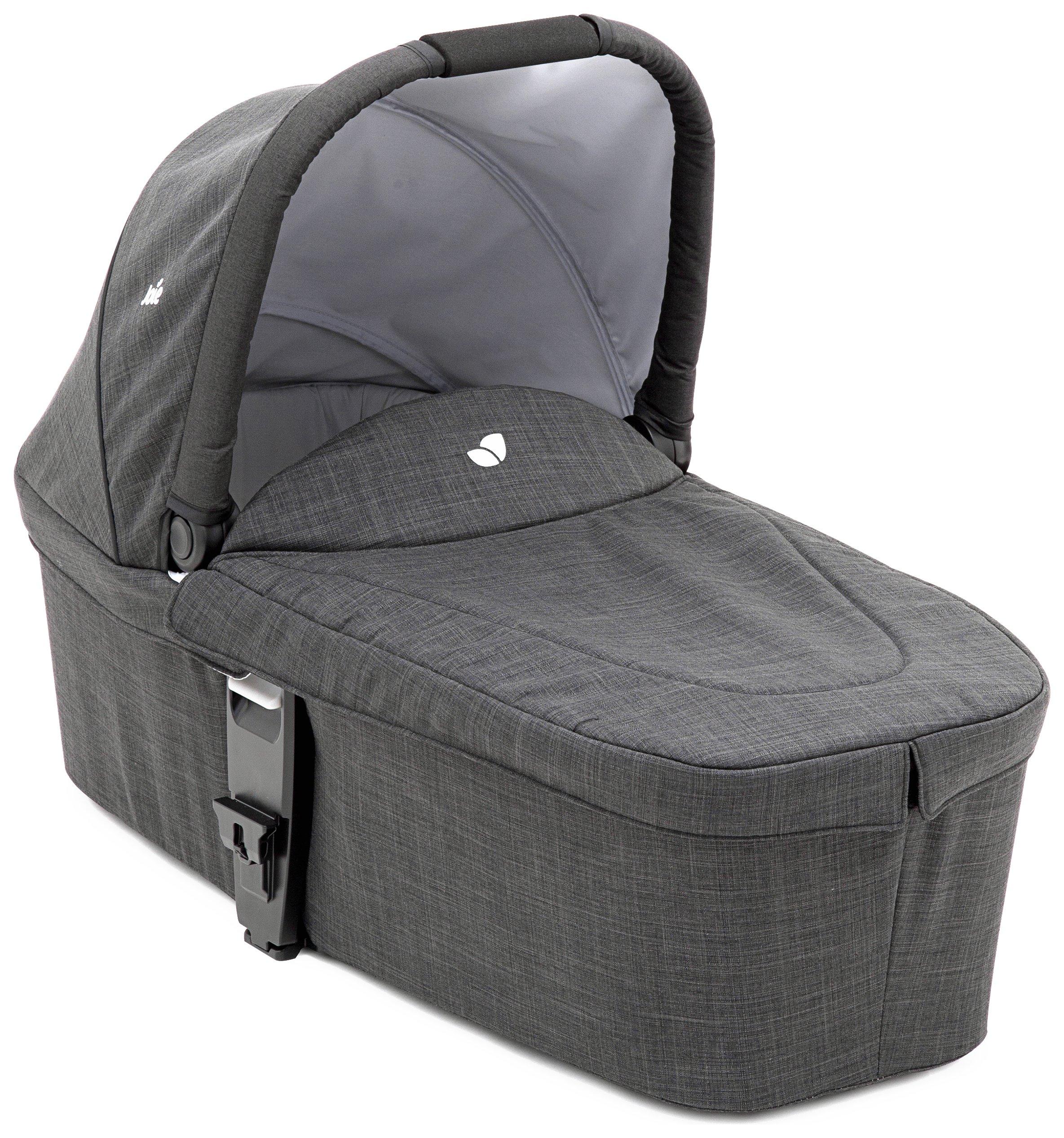 Joie Pavement Chrome DLX Carry Cot