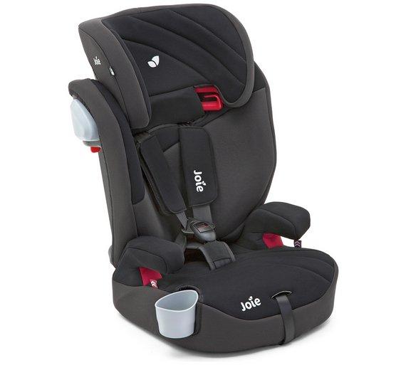 Buy Joie Elevate 2.0 Group 1-2-3 Two Tone Black Car Seat | Car seats ...
