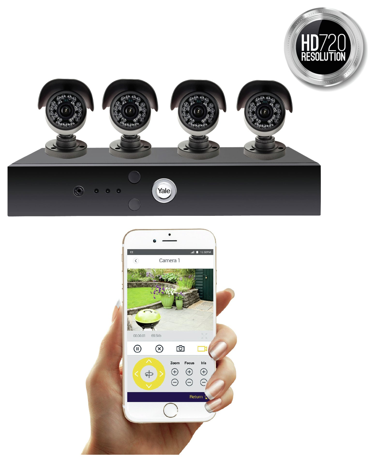 cctv camera systems available from. Black Bedroom Furniture Sets. Home Design Ideas