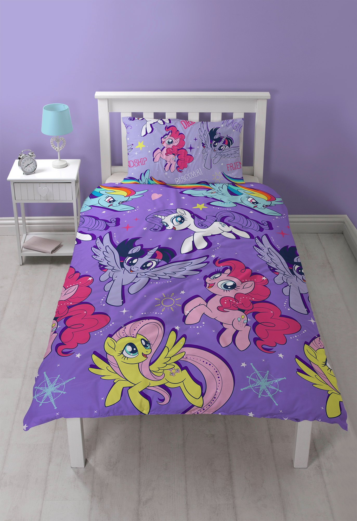 My Little Pony Adventure Bedding Set - Single.