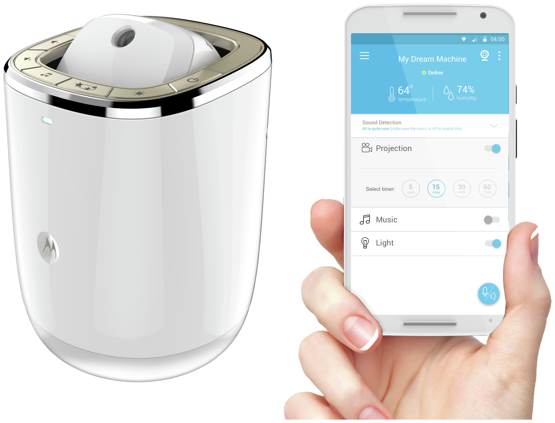 Motorola Smart Dream Machine