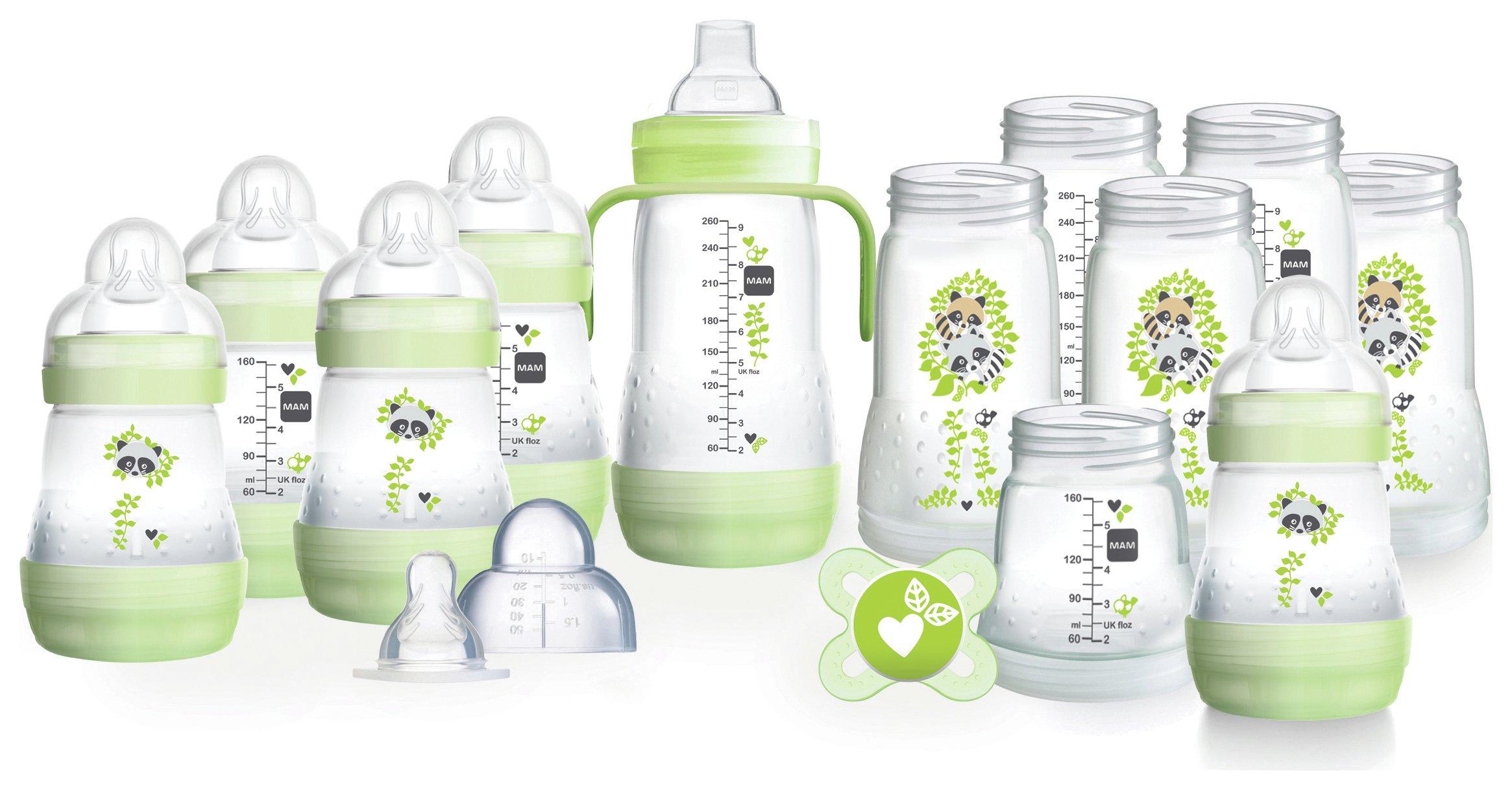 Image of MAM Easy Start Large Bottle Set.