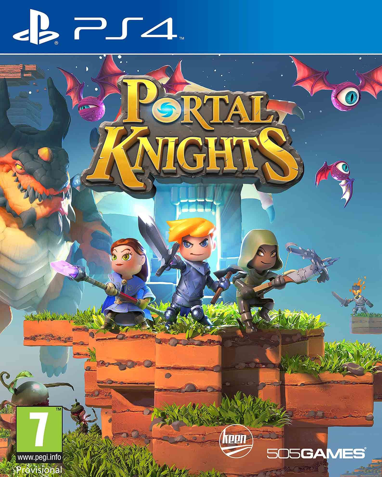 Image of Portal Knights PS4 Game