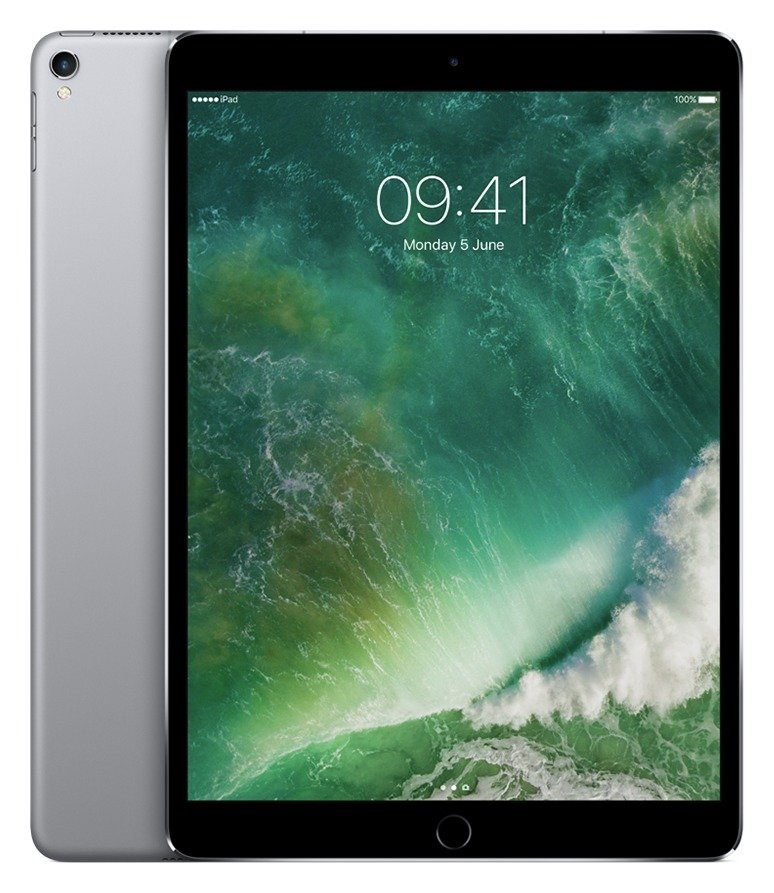 Apple iPad Pro 10.5 Inch Wi-Fi 256GB - Space Grey