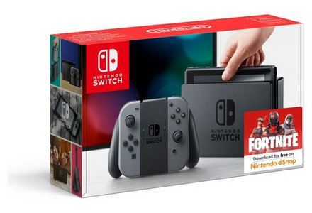 Nintendo Switch Shop now