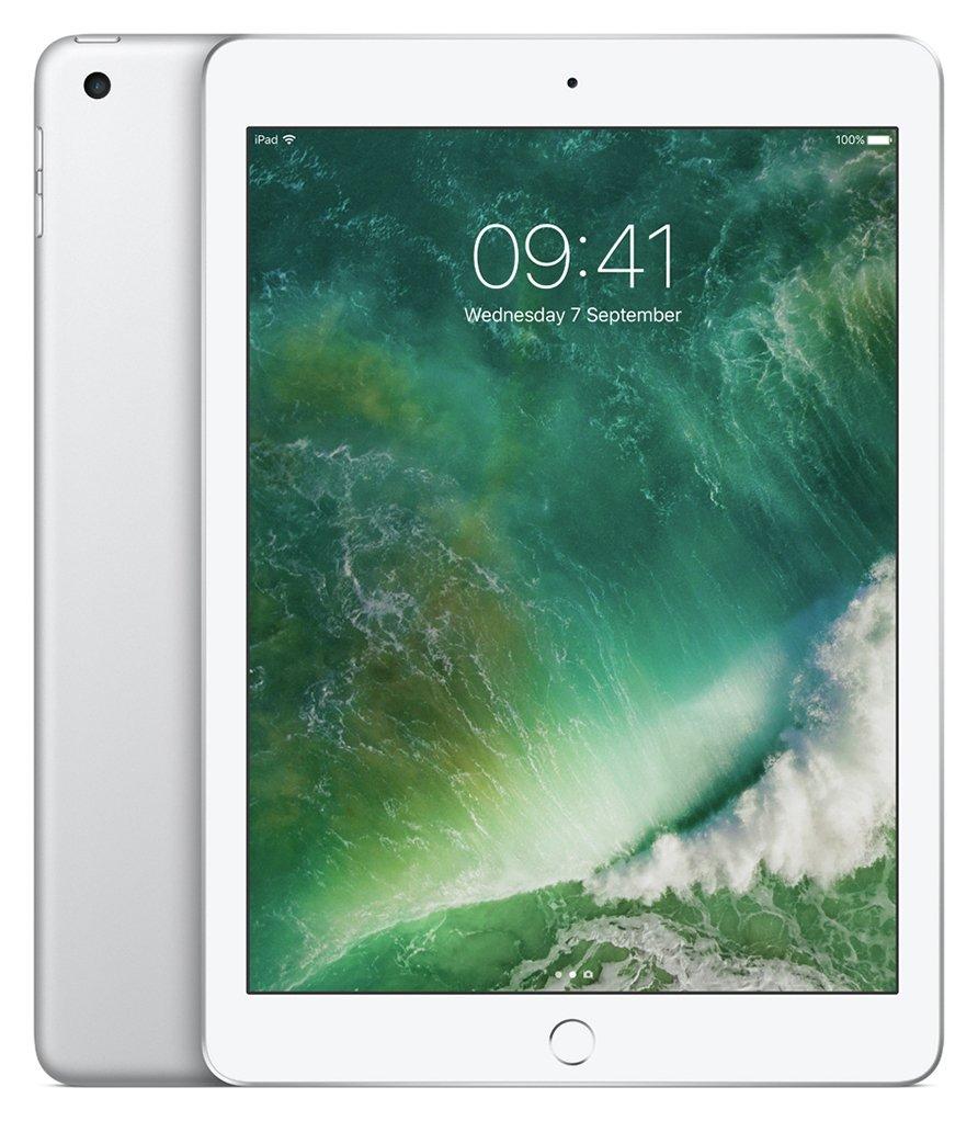 Image of Apple iPad 9.7 Inch Wi-Fi 128GB - Silver