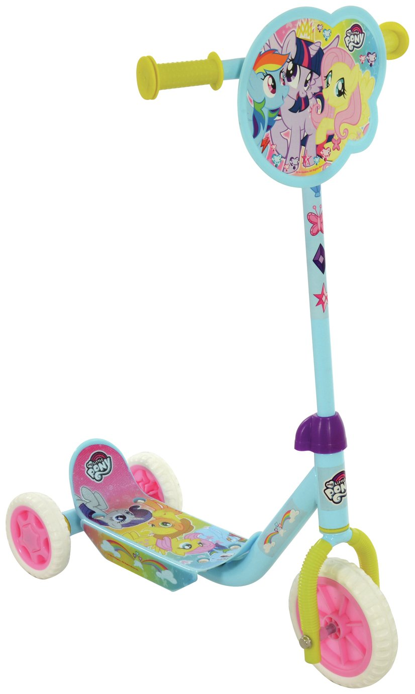 My Little Pony Tri-Scooter.