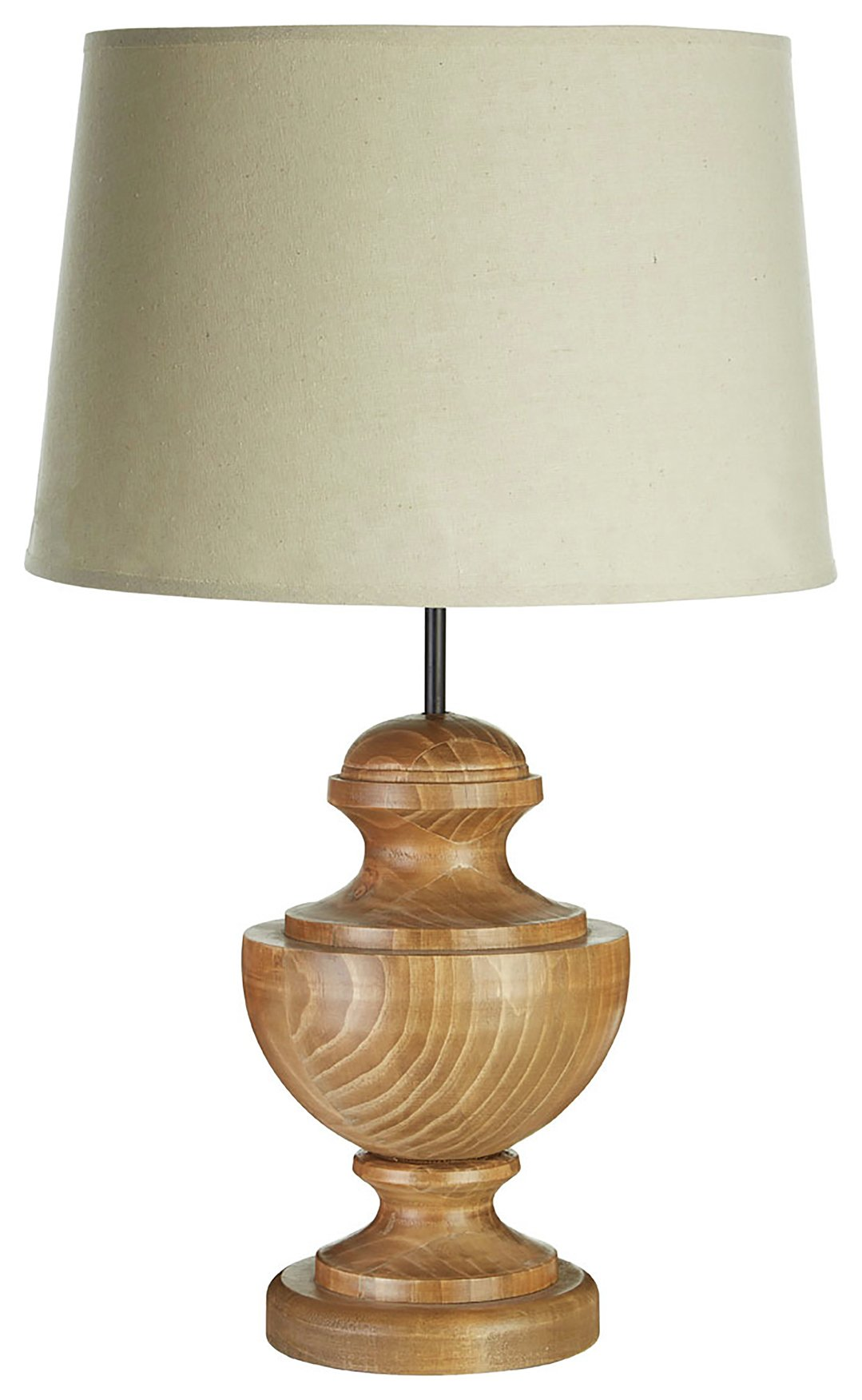 Image of Wooden - Table Lamp
