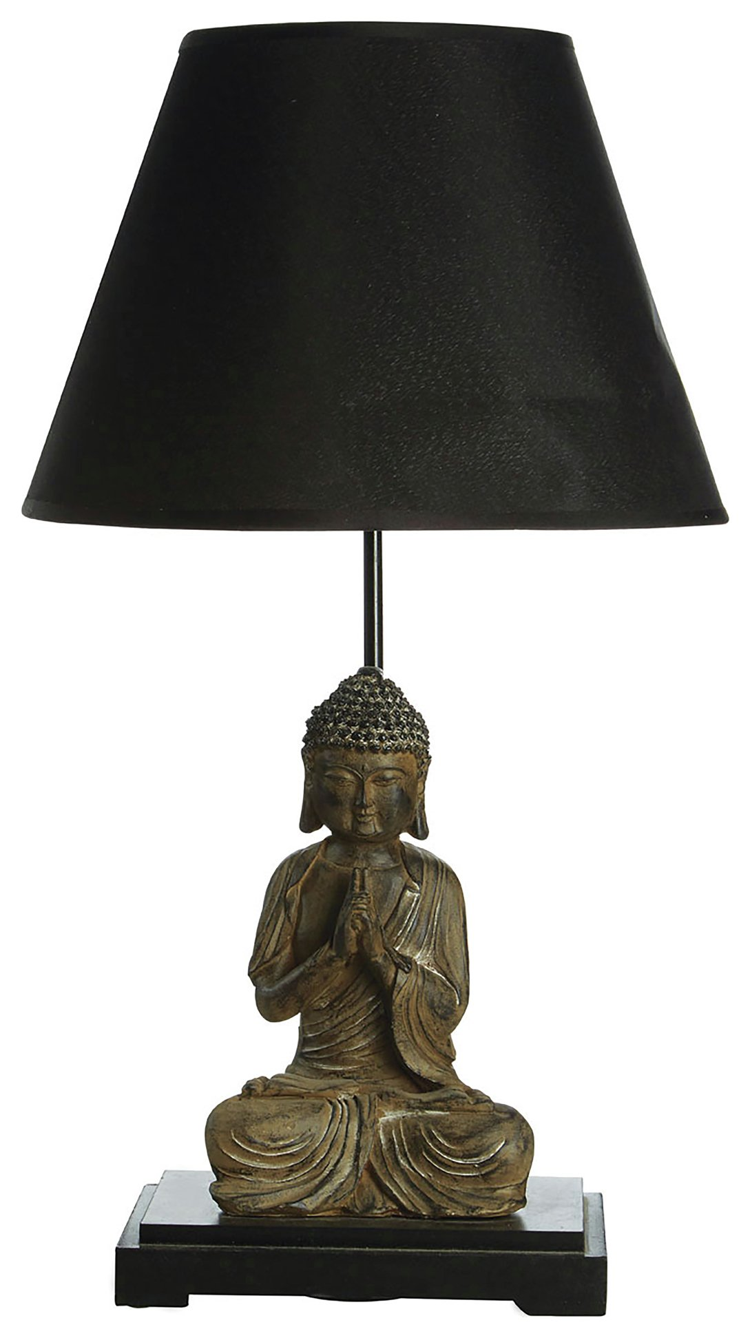 Image of Buddha Resin - Table Lamp