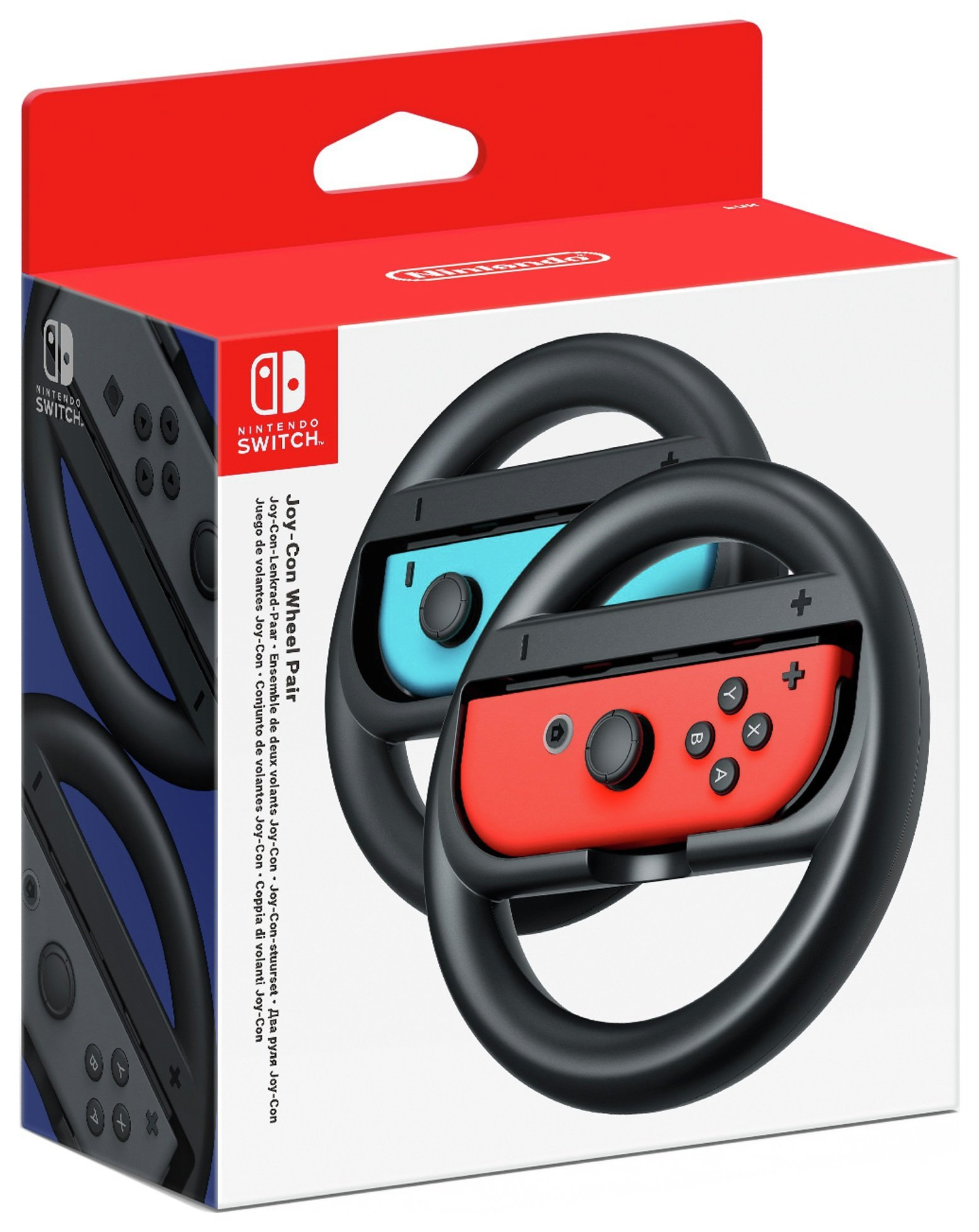 Buy Nintendo Switch Joy Con Wheel Pair Nintendo Switch Accessories