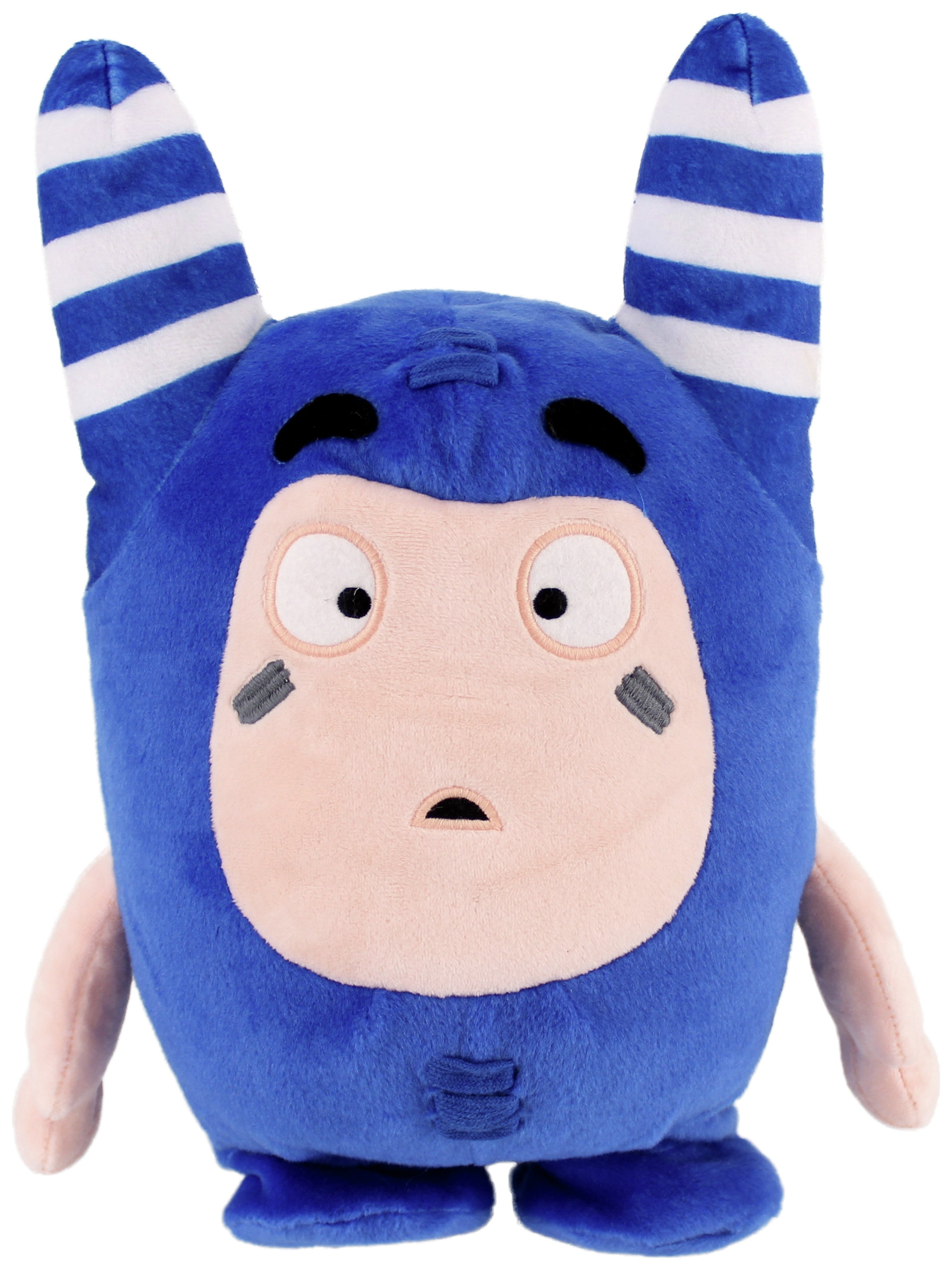 Oddbods Voice Activated Interactive Pogo Soft Toy.