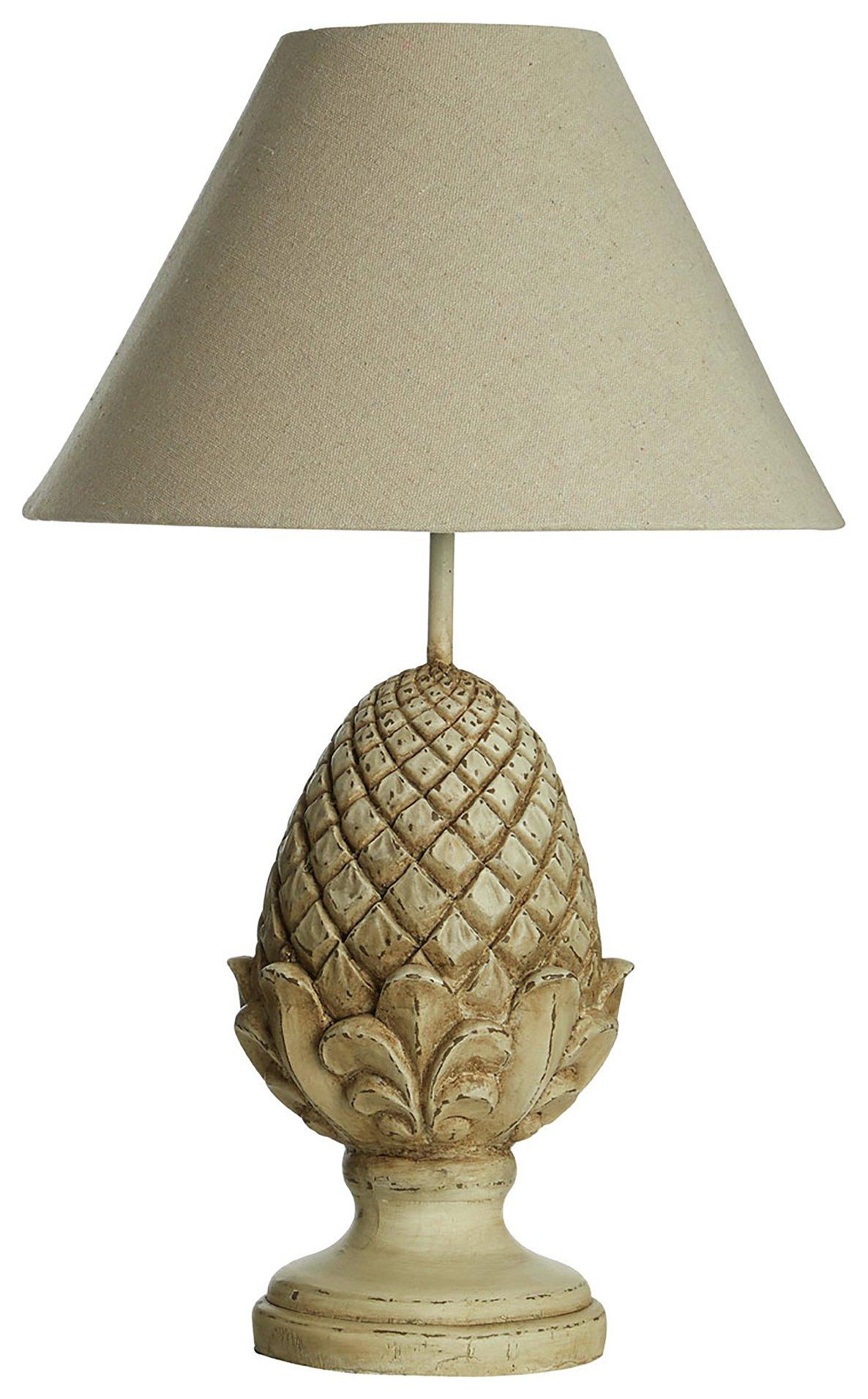 Image of Acorn Metal & Resin - Table Lamp