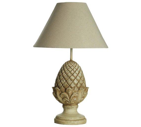 Buy acorn metal resin table lamp table lamps argos acorn metal resin table lamp aloadofball Gallery