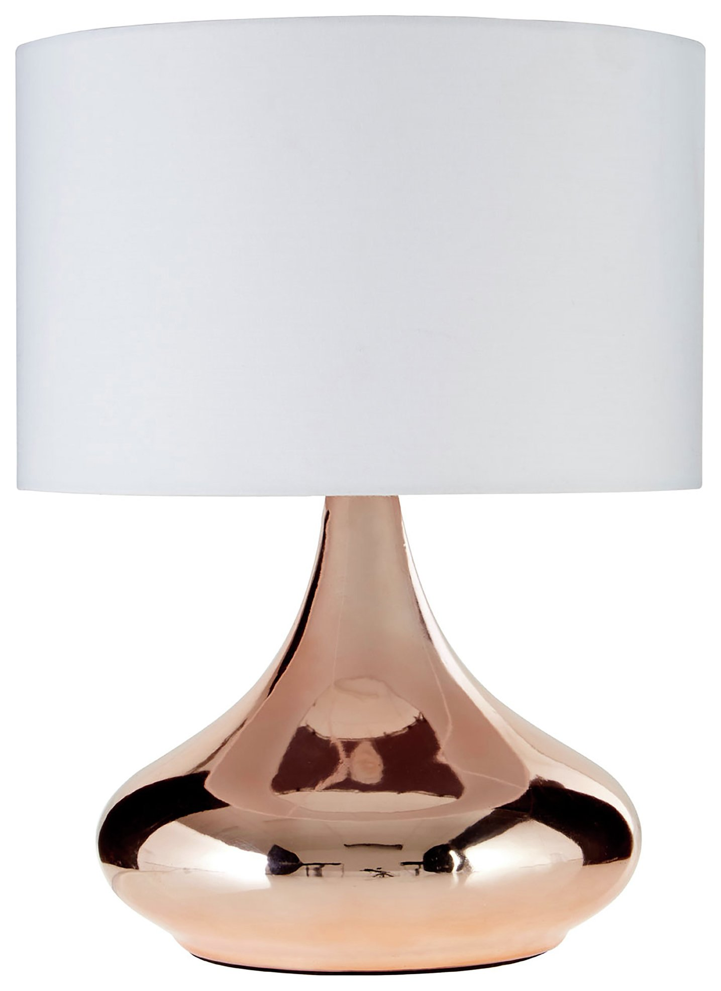 Image of Jaden - Ceramic - Table Lamp - Ivory