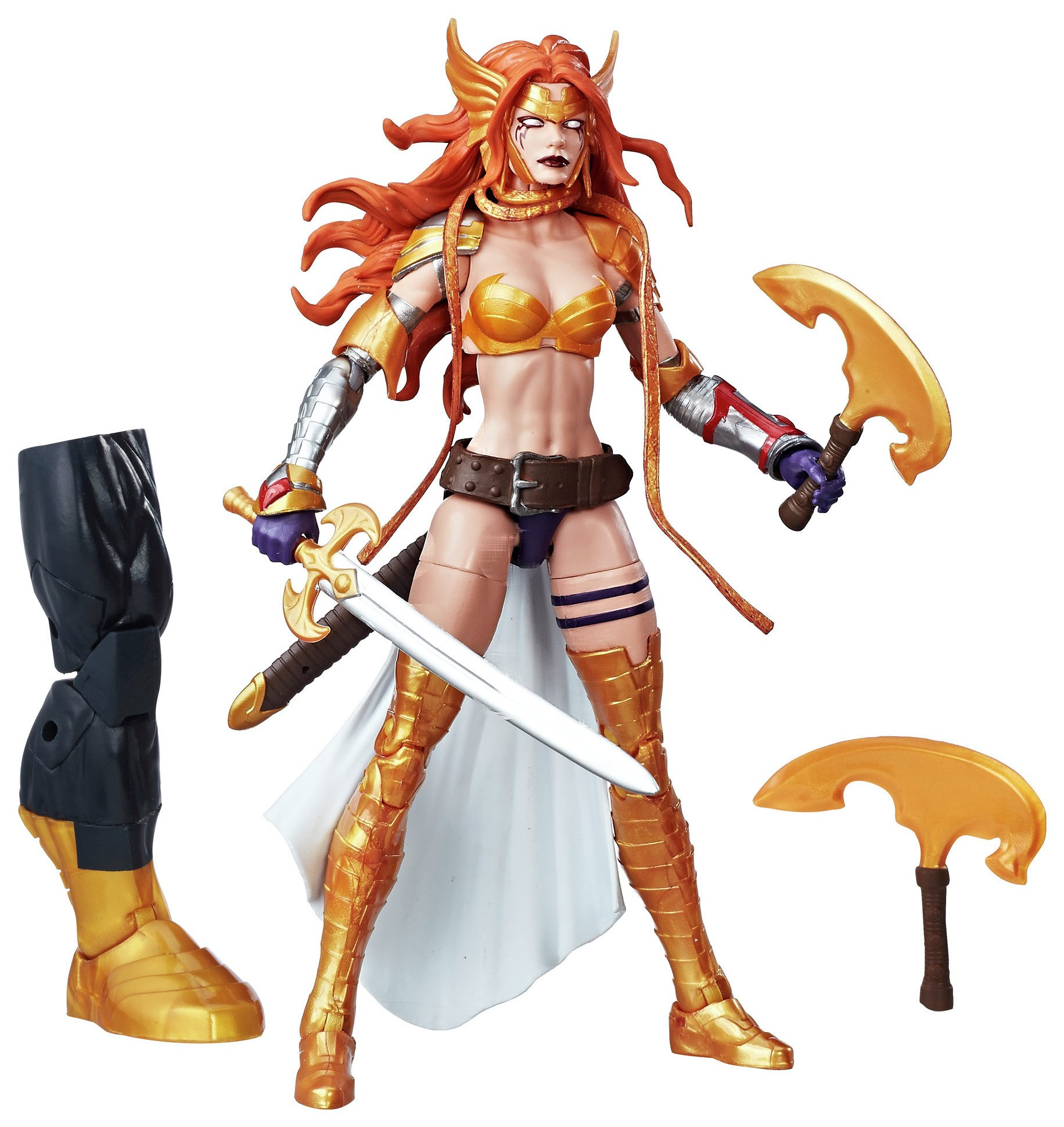 Image of Marvel Guardians of the Galaxy 6-inch Legends Angela