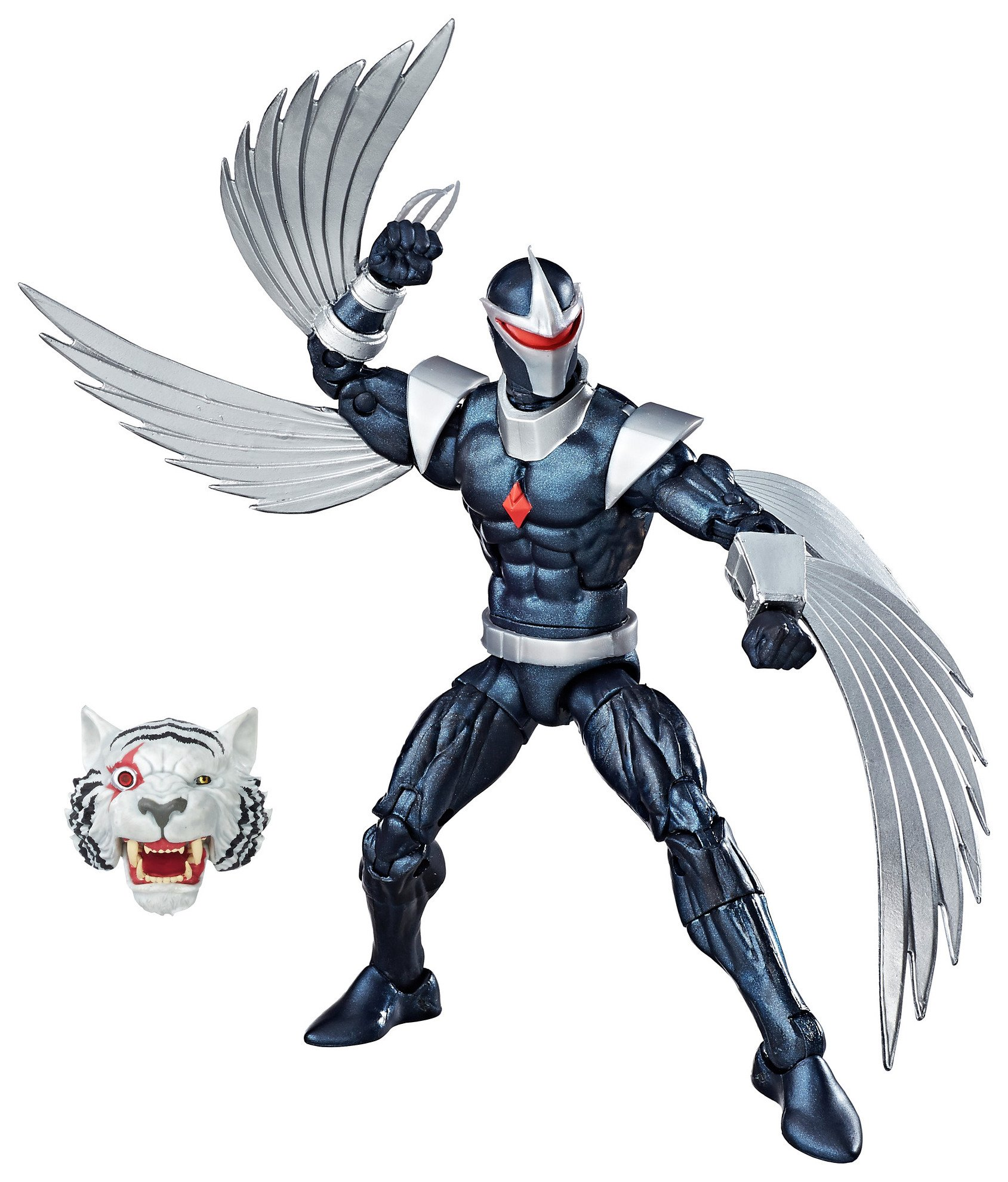 Image of Marvel Guardians of the Galaxy 6-inch Legends Darkhawk