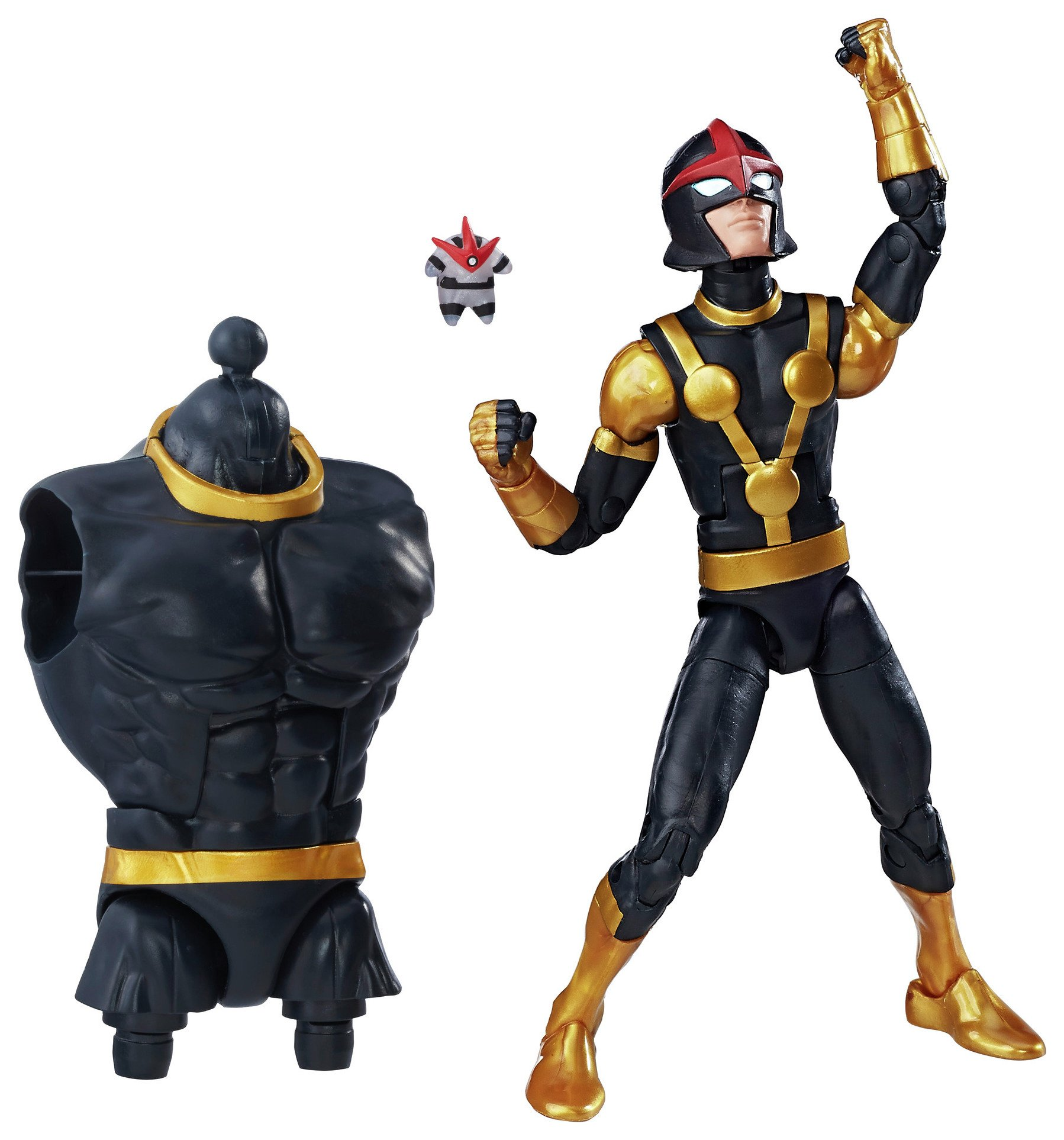 Image of Marvel Guardians of the Galaxy 6-inch Legends Nova