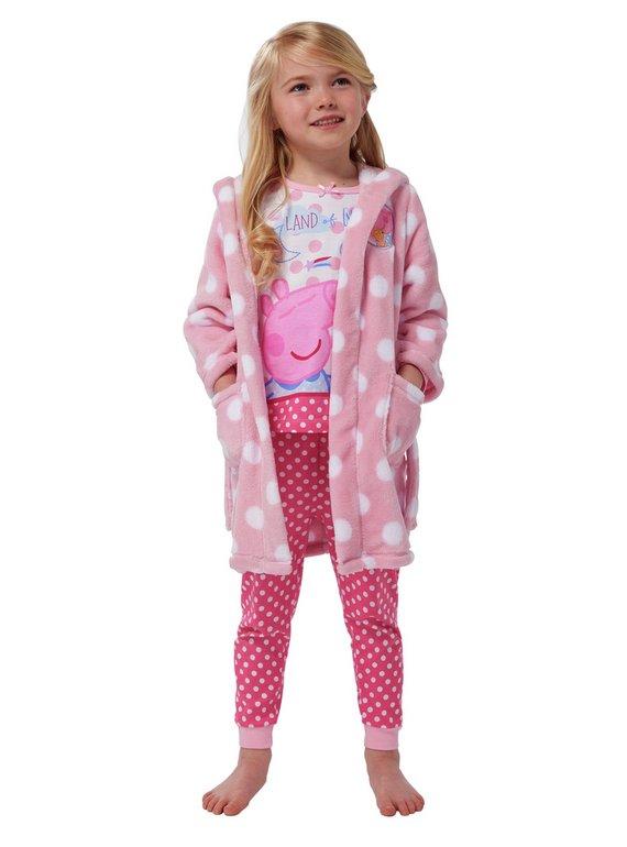 Buy Peppa Pig Nightwear Set - 18-24 Months   Nightwear and slippers ...
