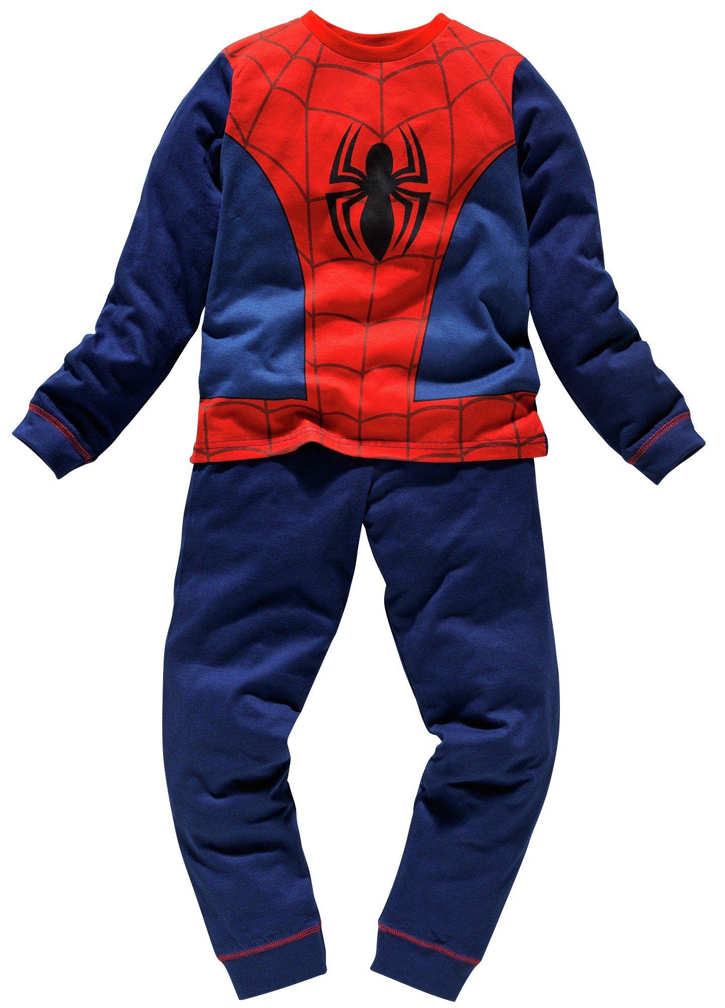 Spider-Man Novelty Pyjamas - 2-3 Years