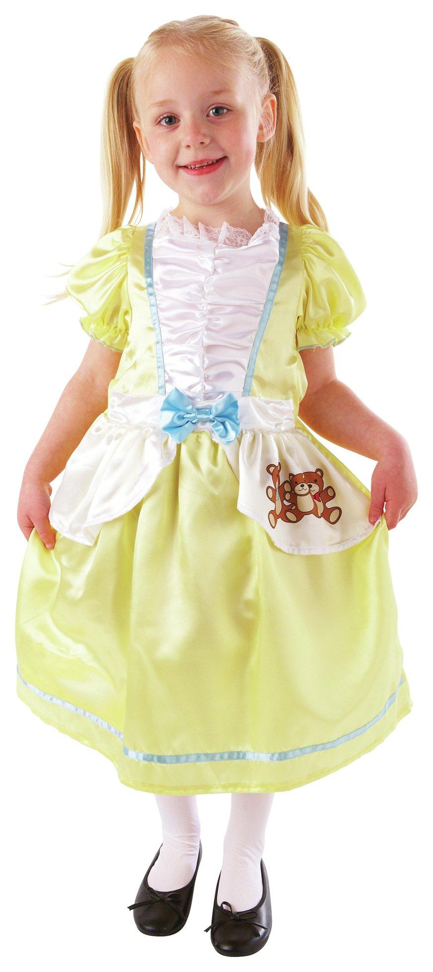 Image of Amscan Goldilocks Costume - 3 - 5 Years.