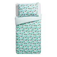HOME Unicorn Bedding Set - Toddler