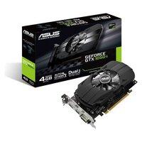 Asus Phoenix GeForce NVIDIA GTX 1050TI 4GB Graphics Card.
